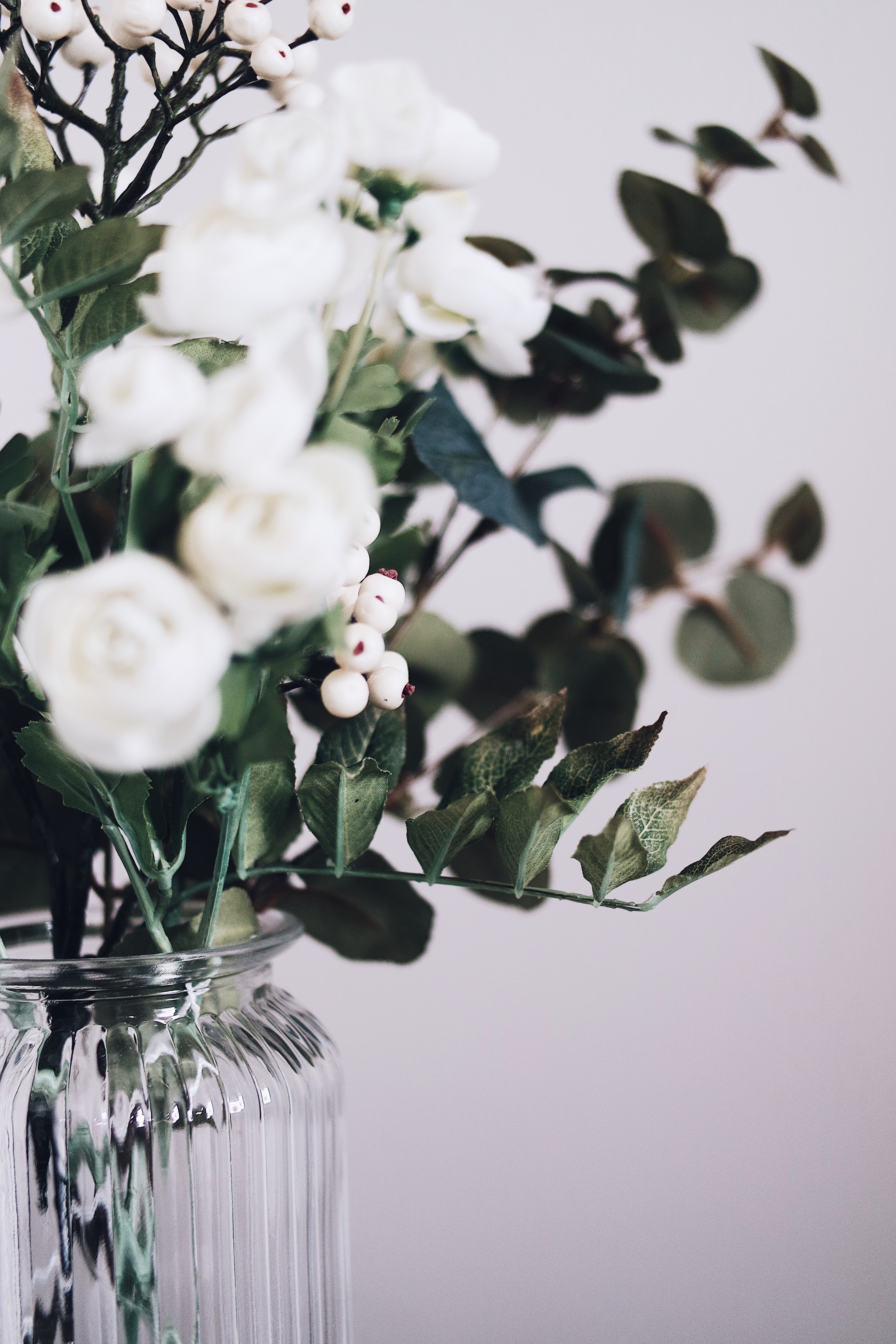 Laura Ashley Faux Flower Arrangement Love Style Mindfulness Fashion Personal Style Blog