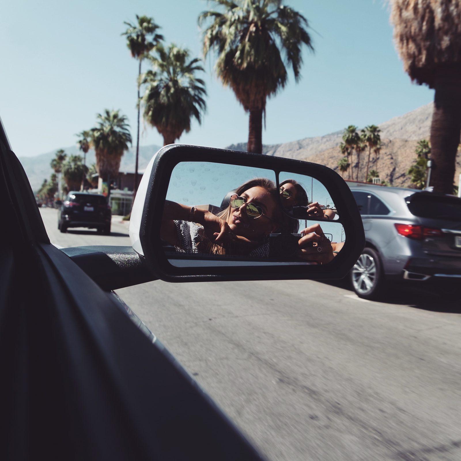 Revolve Festival - Mirror Selfie
