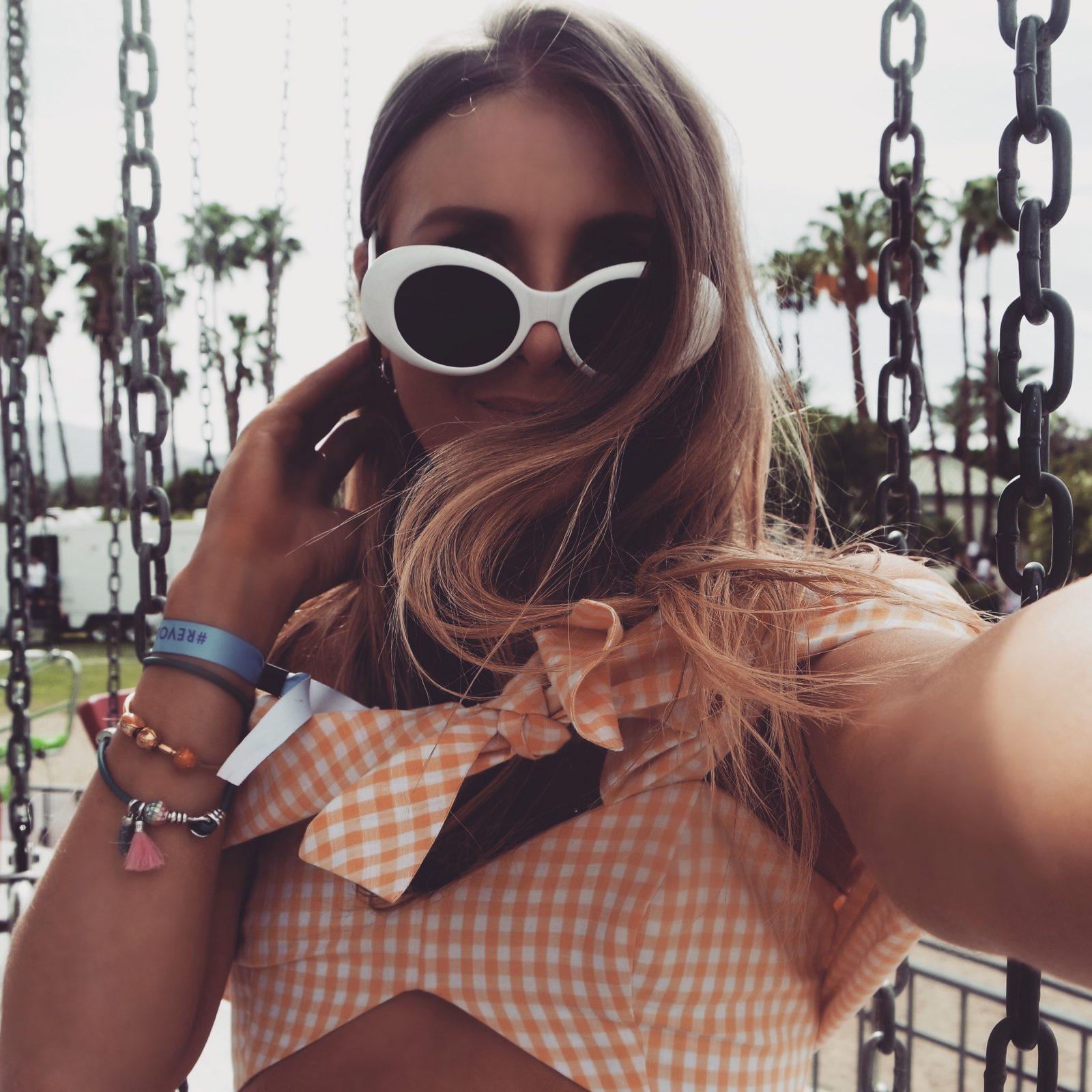 Revolve Festival - Selfie
