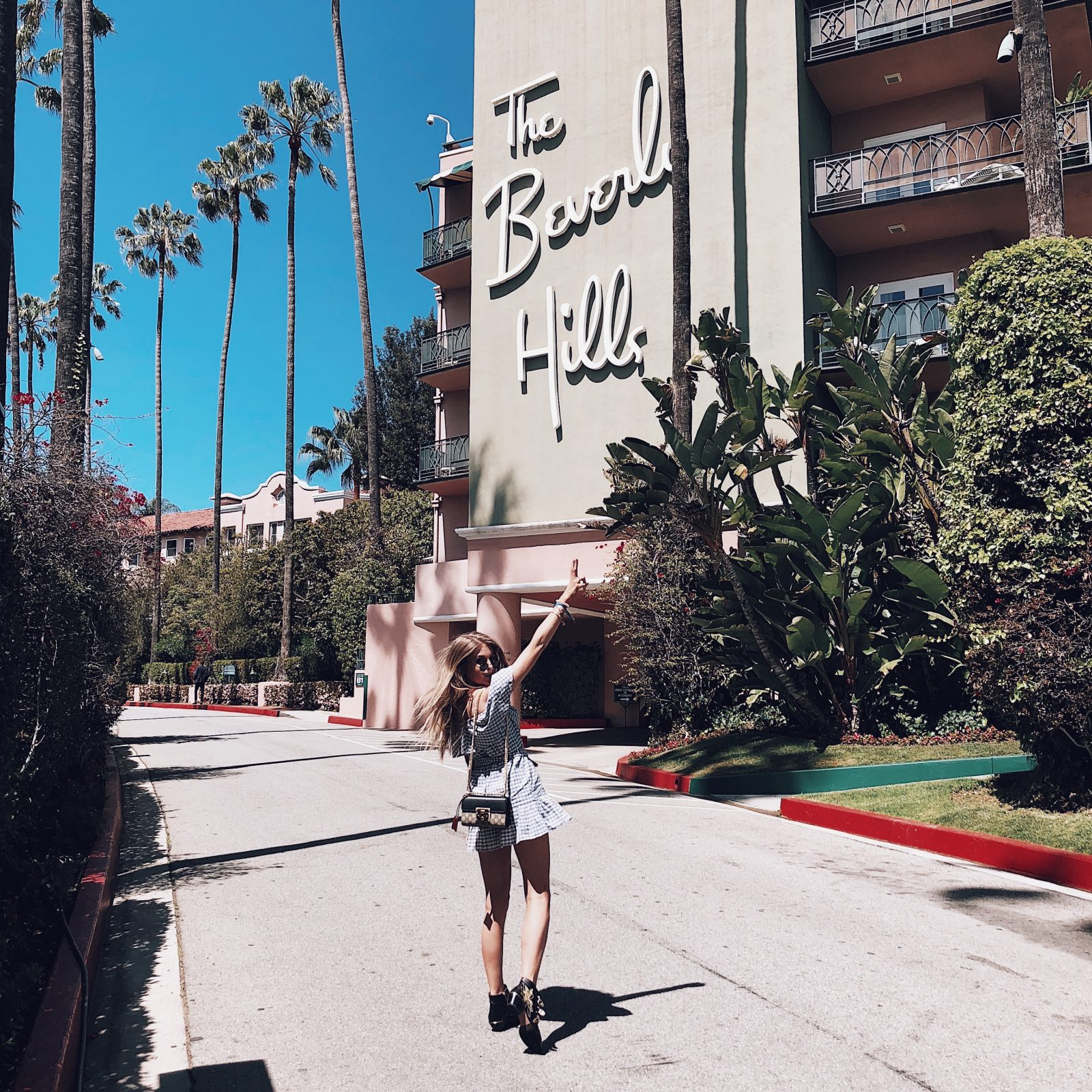 The Tularosa Dress | Beverly Hills