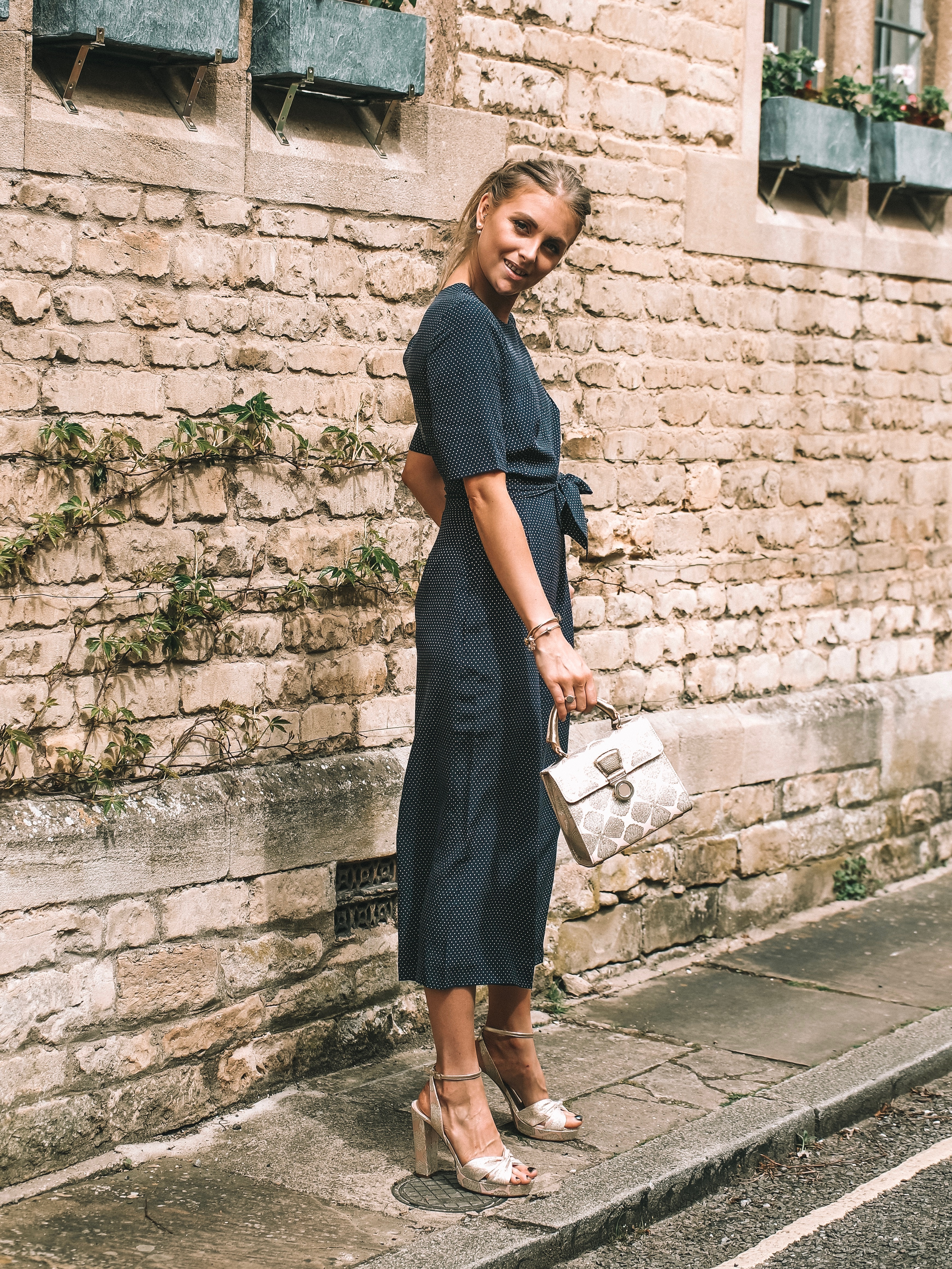 Wedding Guest Outfit.Lk Bennett Jumpsuit The Perfect Summer Wedding Guest Outfit Love