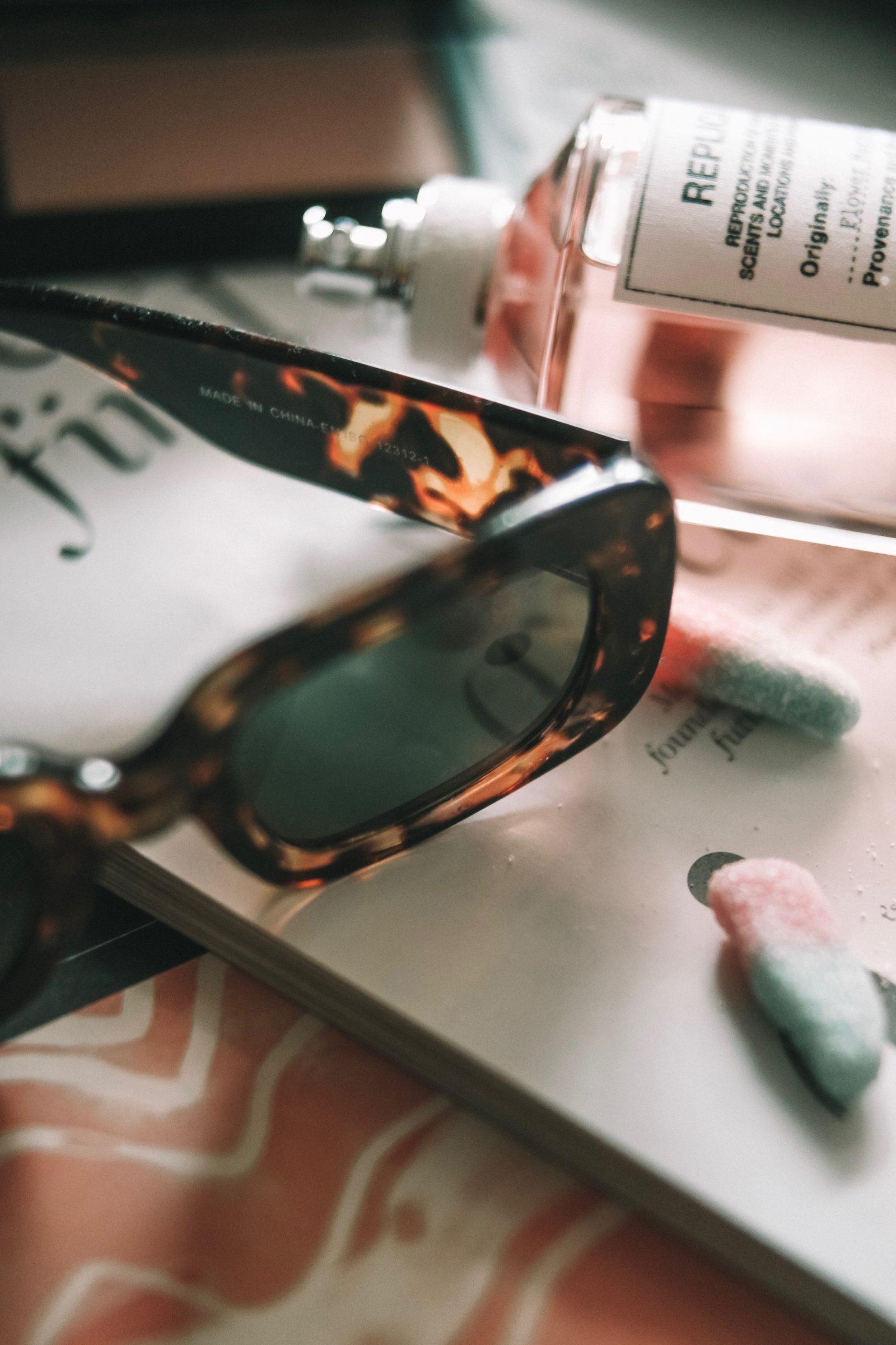 Sinead Crowe Teeth Story - Tortoiseshell Sunglasses