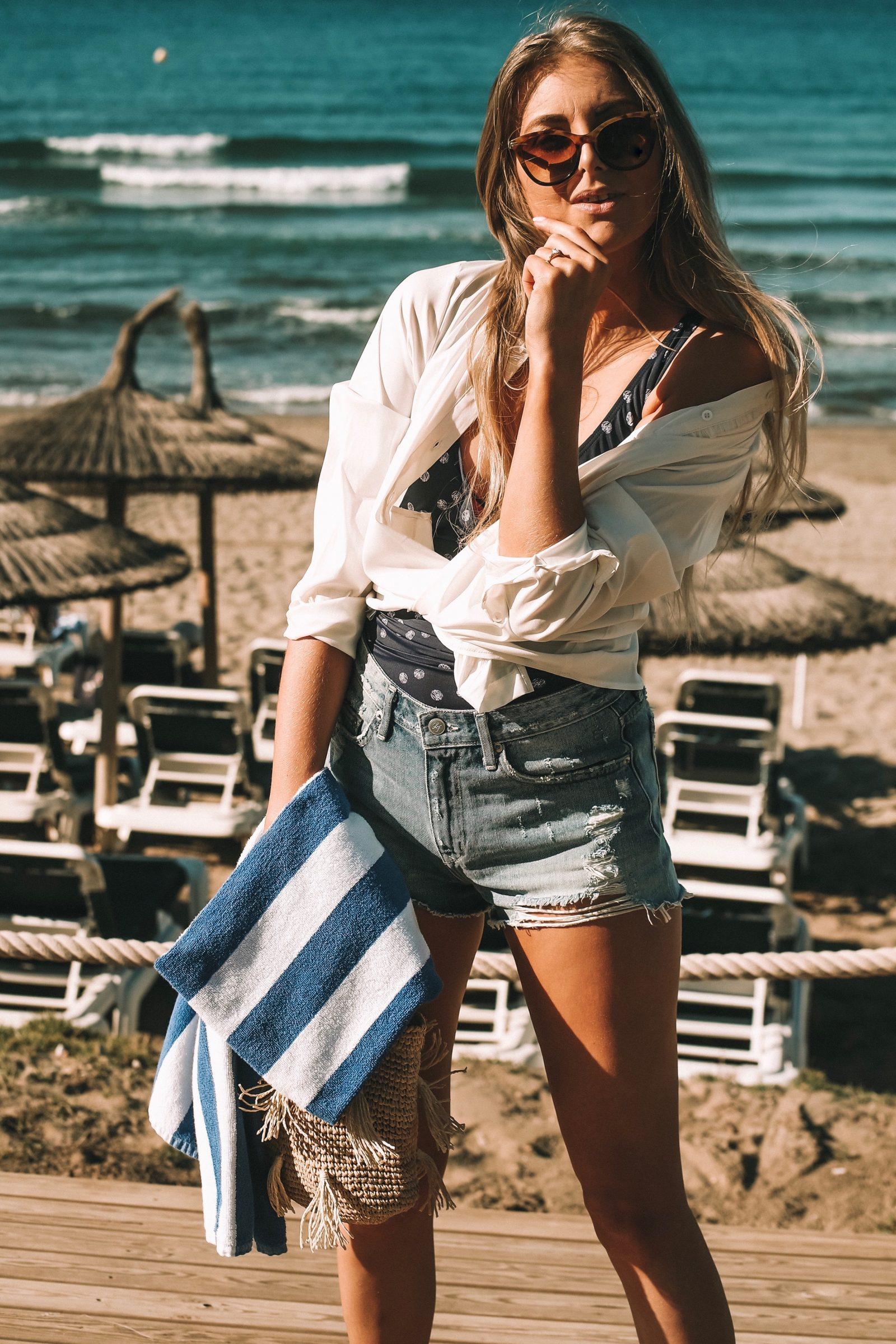 Marbella Beach outfit Ideas