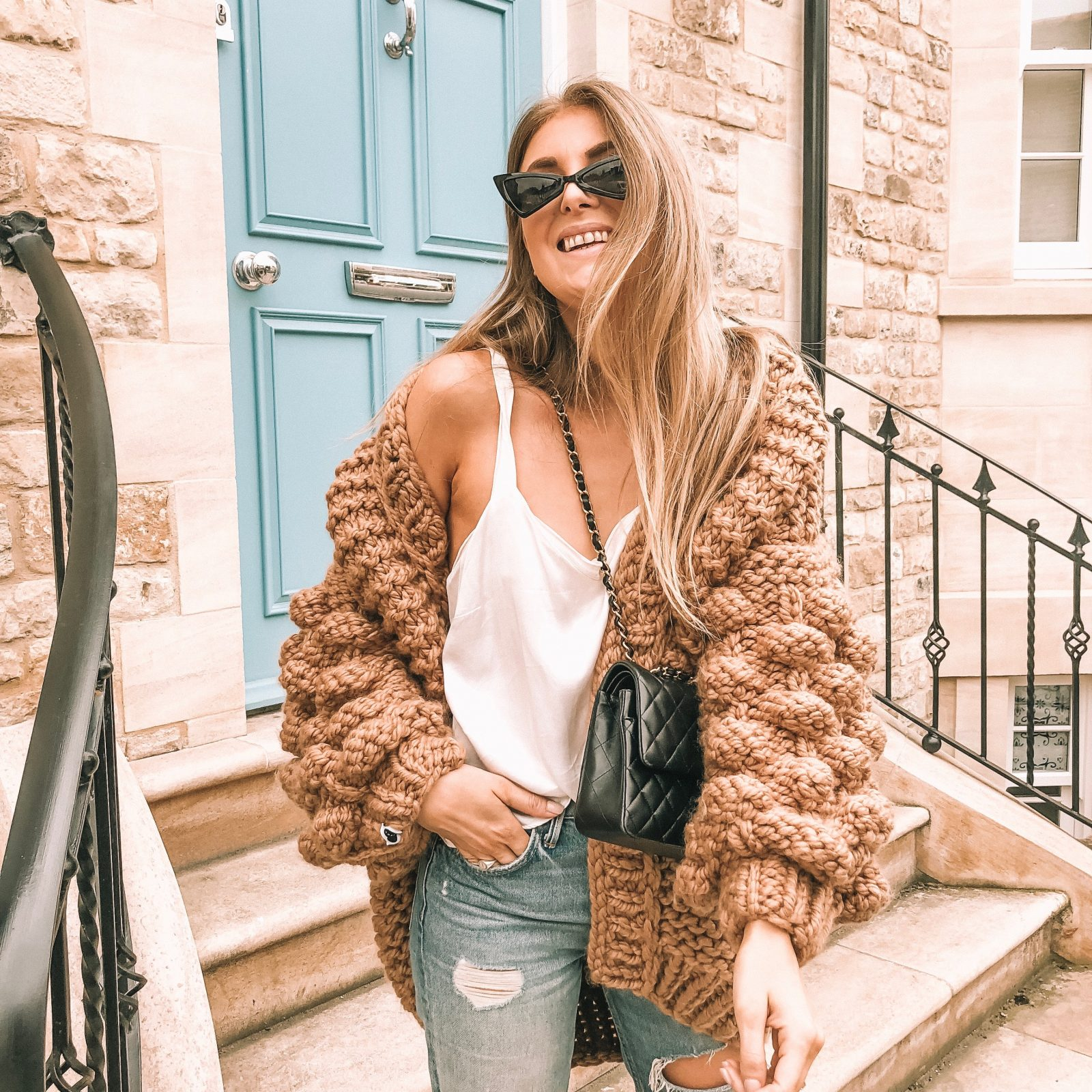 3 Ways To Wear Cami - Fake YSL Sunglasses