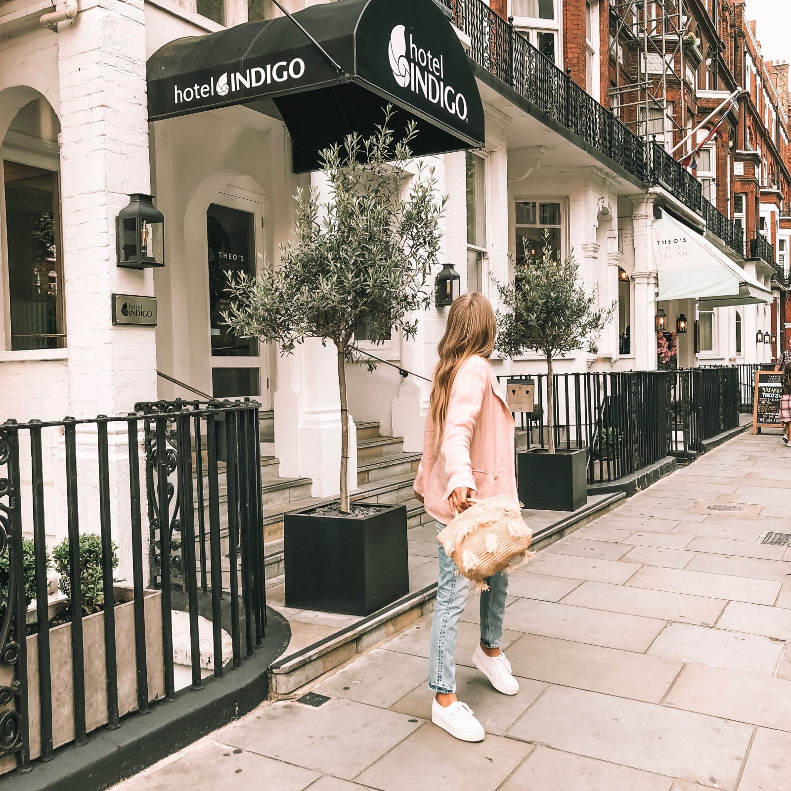 Revolve Takes London Its Hotel Indigo Kensington