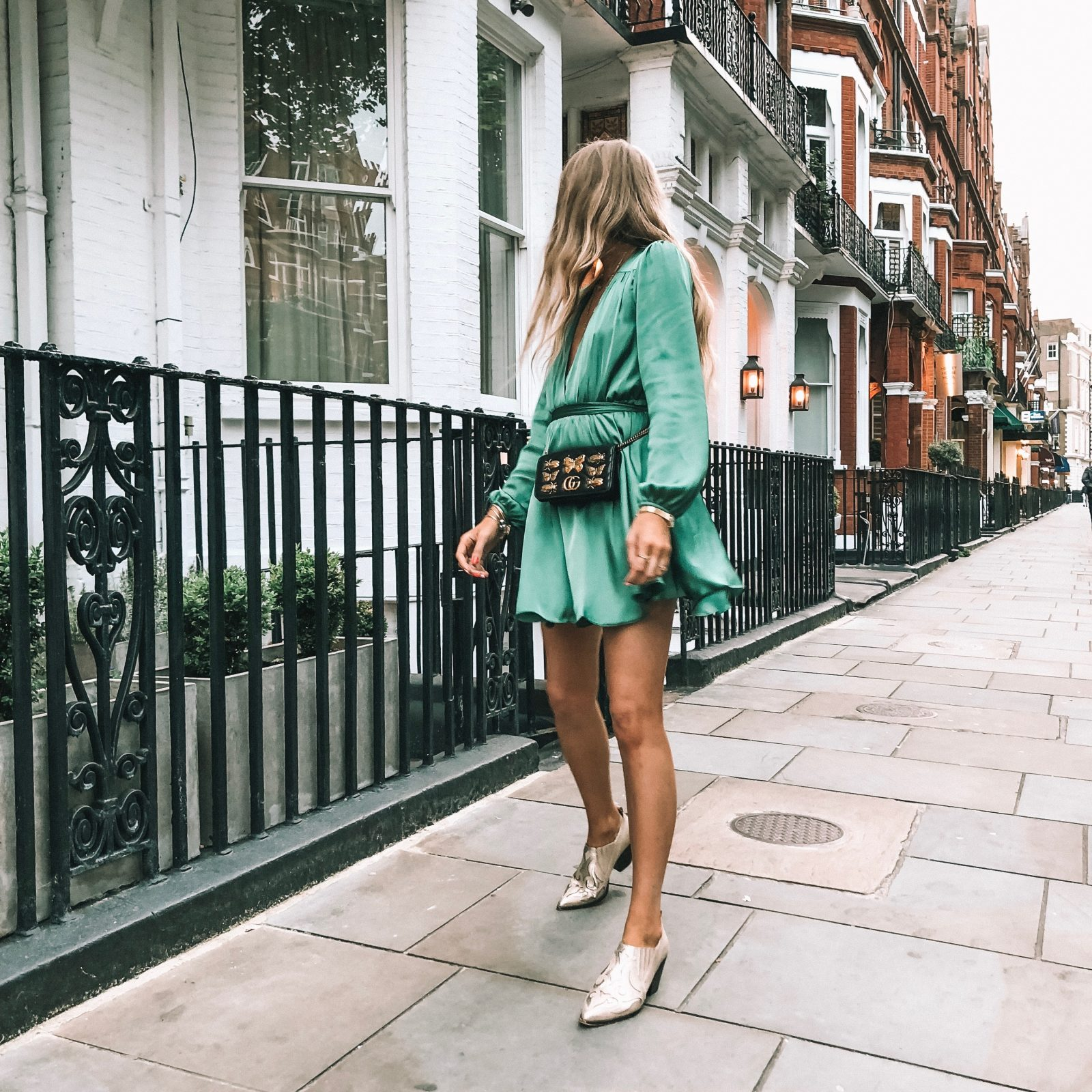 Revolve Takes London Lovers Friends Dress