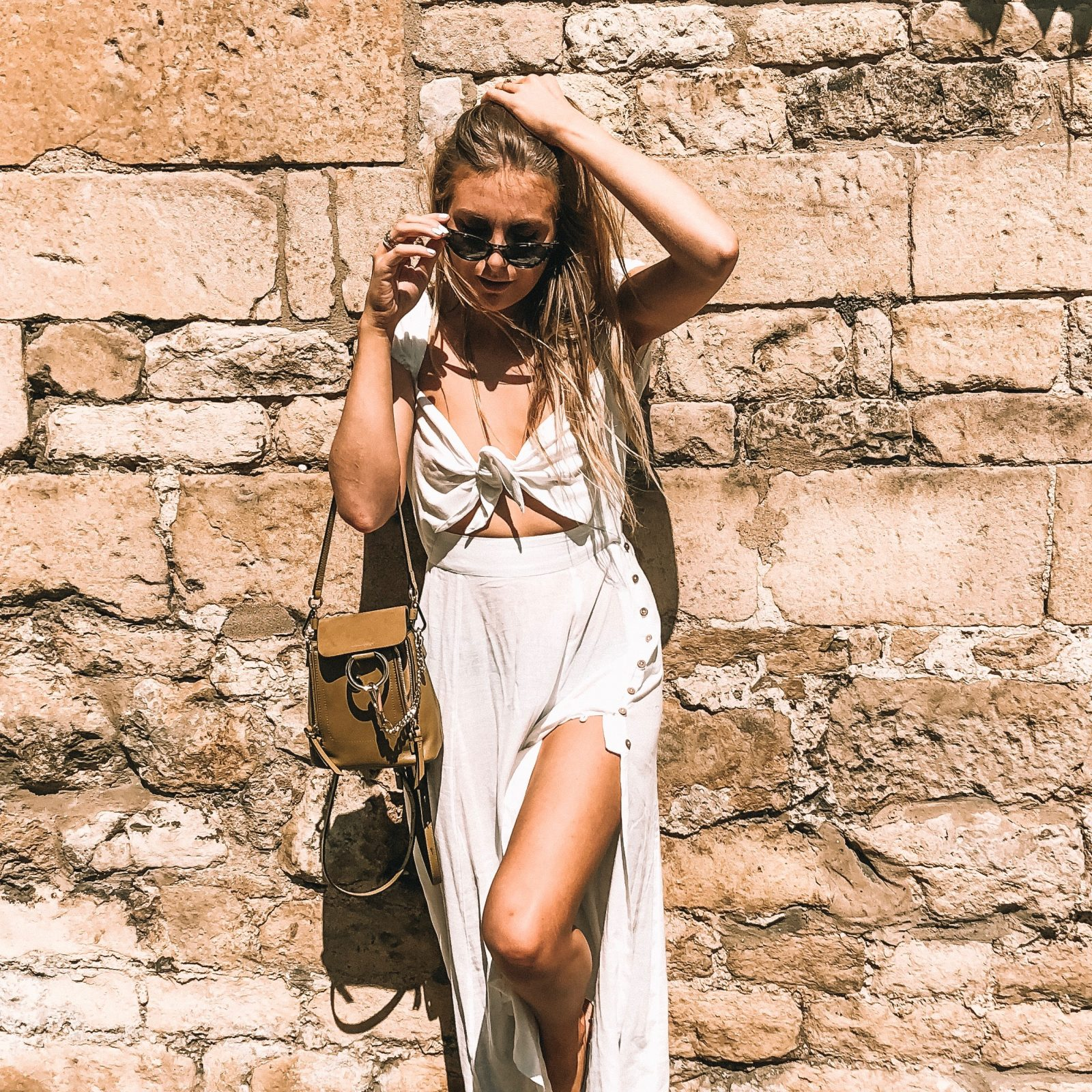 Free People Summer Dress - Free People Getaway Dress - Fashion Blogger Sinead Crowe
