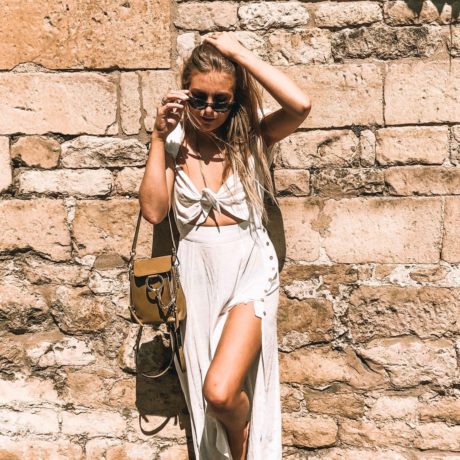 Free People Summer Dress - Free People Getaway Dress - Fashion Blogger Sinead Crowe