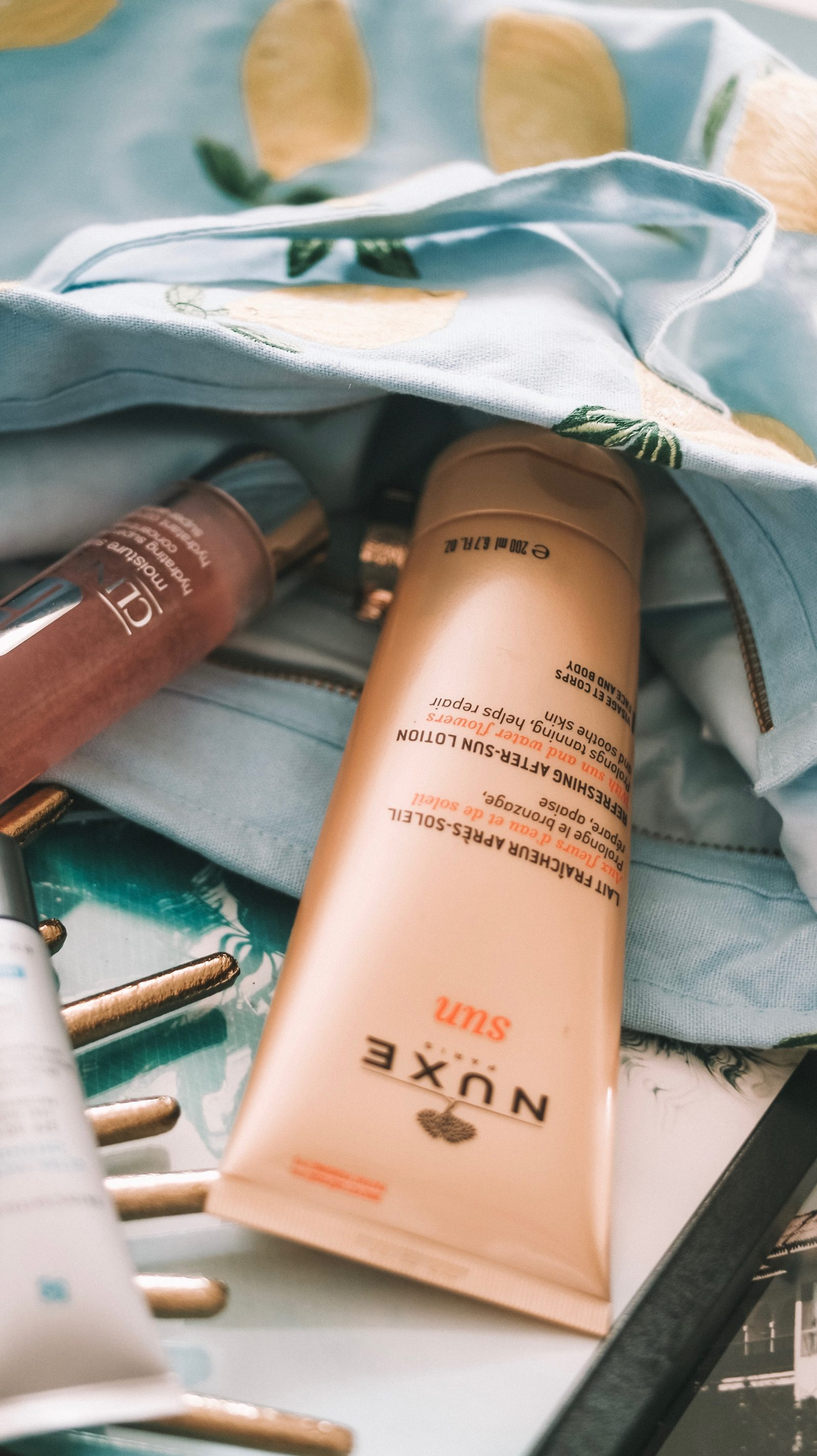 Holiday Beauty Essentials - Nuxe Aftersun