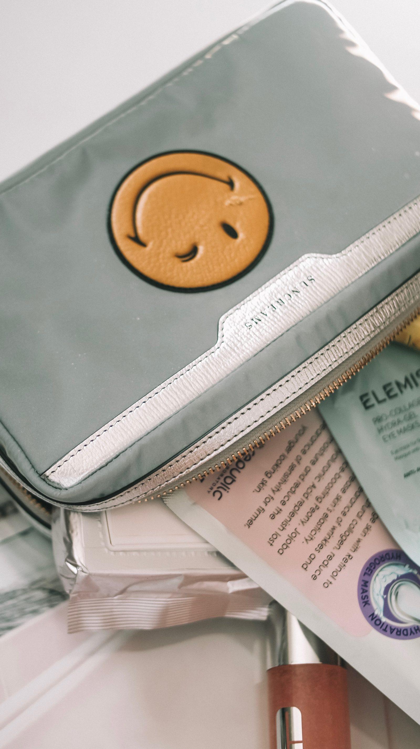 Inflight Beauty - Anya Hindmarch Bag