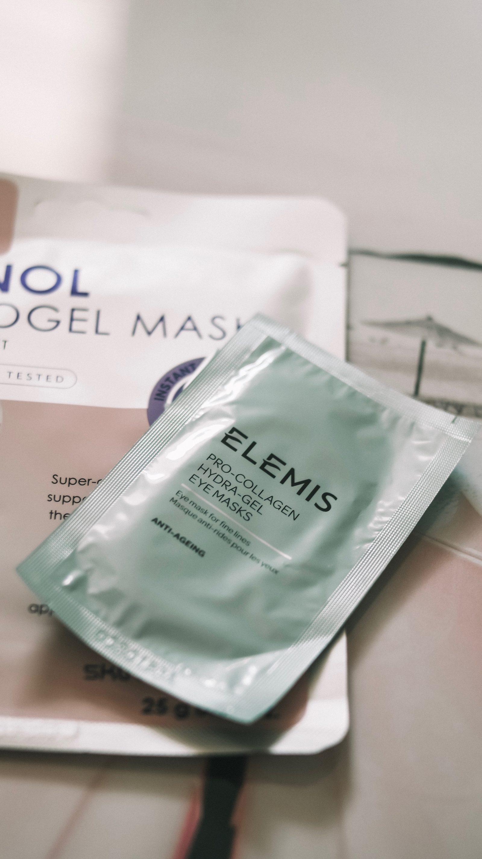 Inflight Beauty - Elemis Hydra-Gel Eye Mask