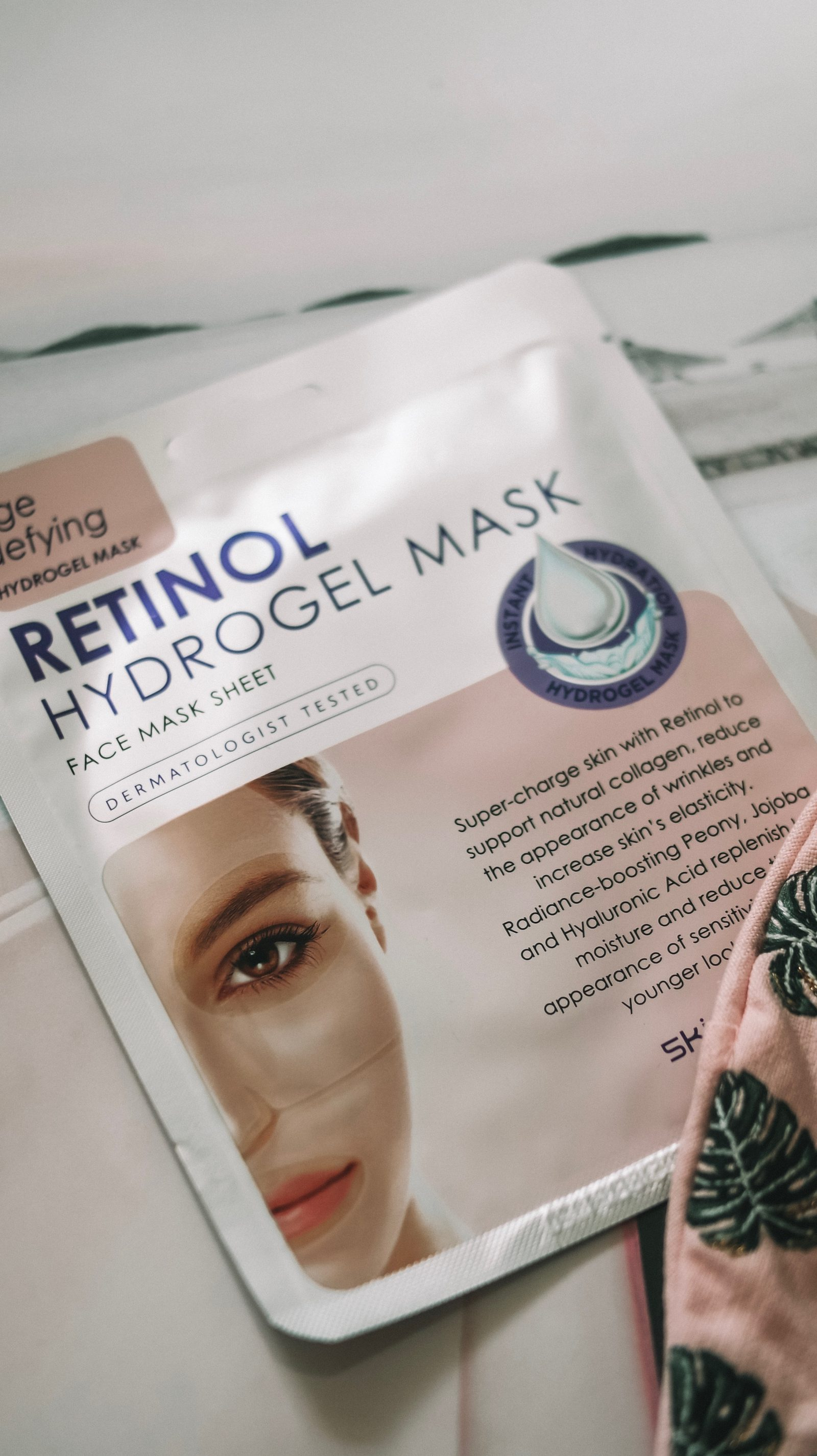 Inflight Beauty - Skin Republic Face Mask