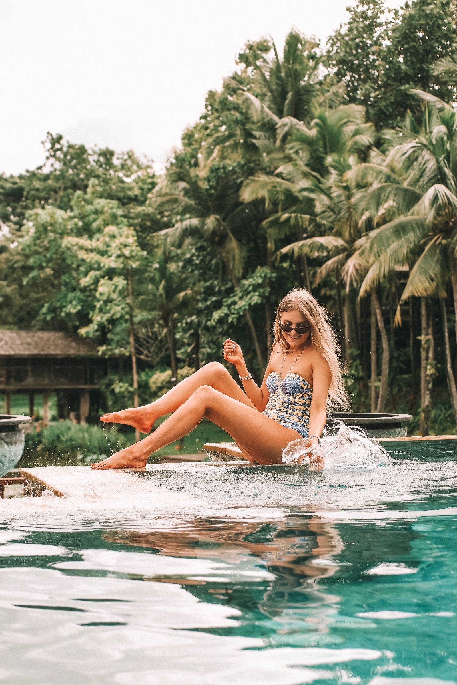 Luxury Swimwear Paolita Beachwear - Four Seasons Chiang Mai