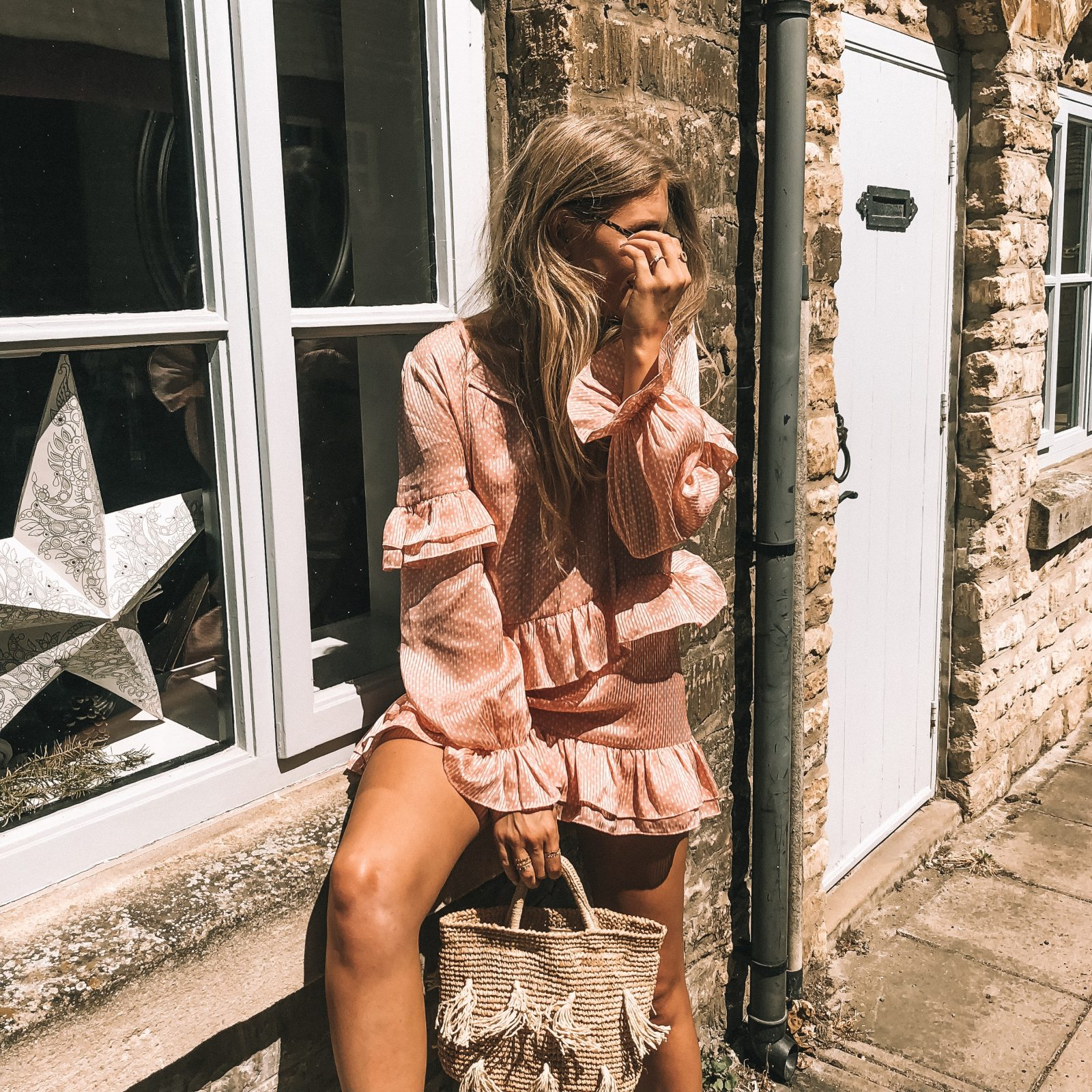 Revolve Sale - Revolve Dress - Fashion Blogger Sinead Crowe