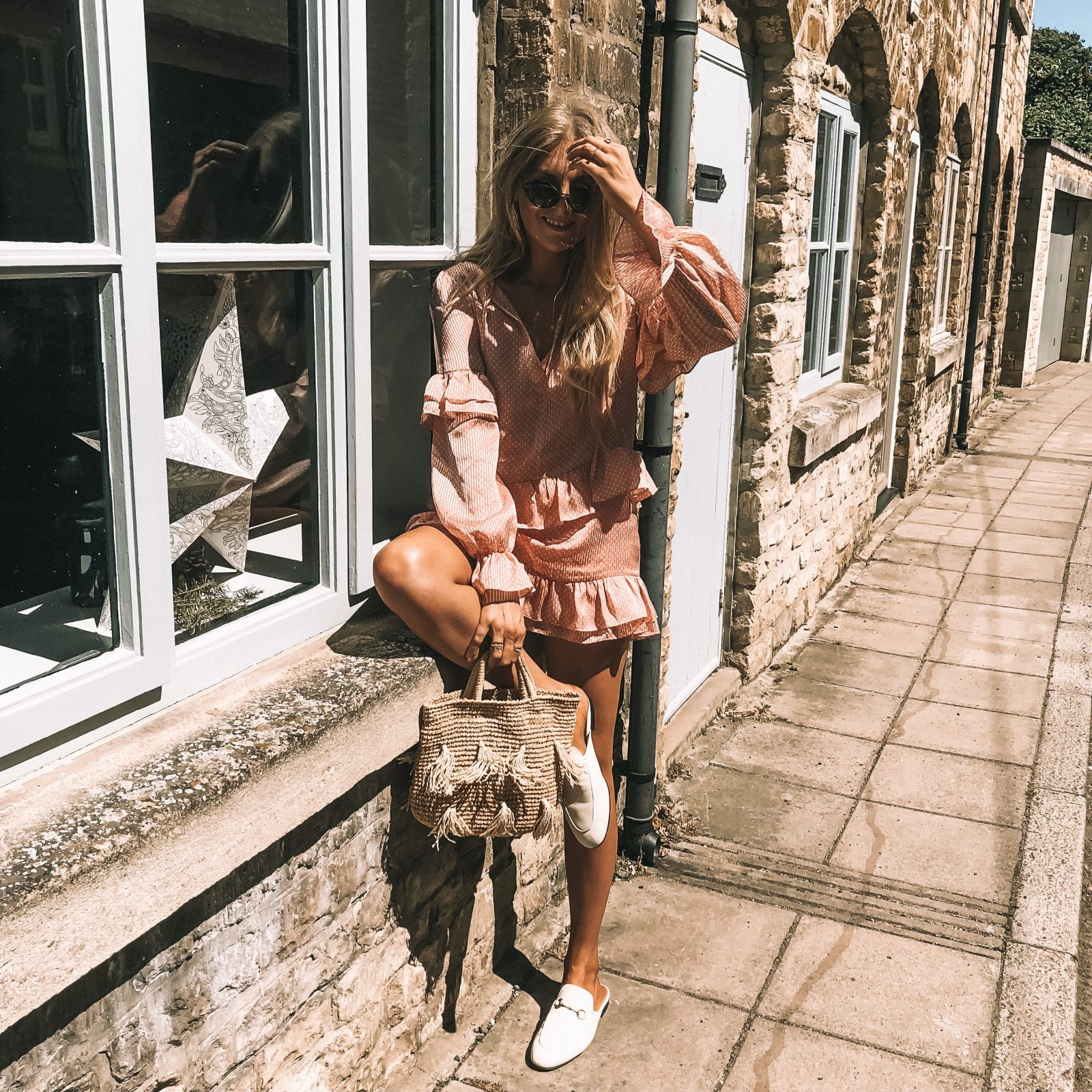 Revolve Sale - Tularosa Darla Dress - Fashion Blogger Sinead Crowe