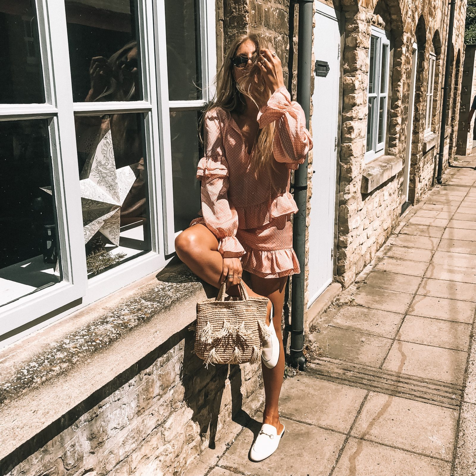 Revolve Sale - Tularosa Dress - Fashion Blogger Sinead Crowe