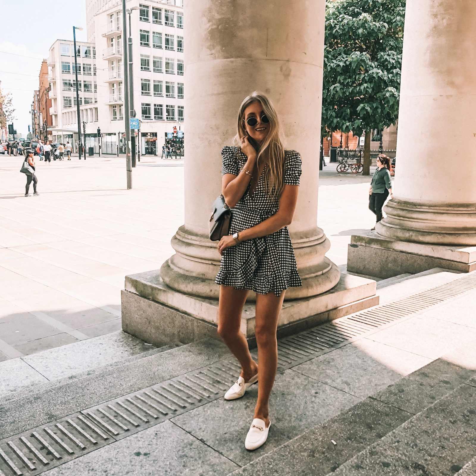 Revolve Summer Street Style - Fashion Blogger Sinead Crowe