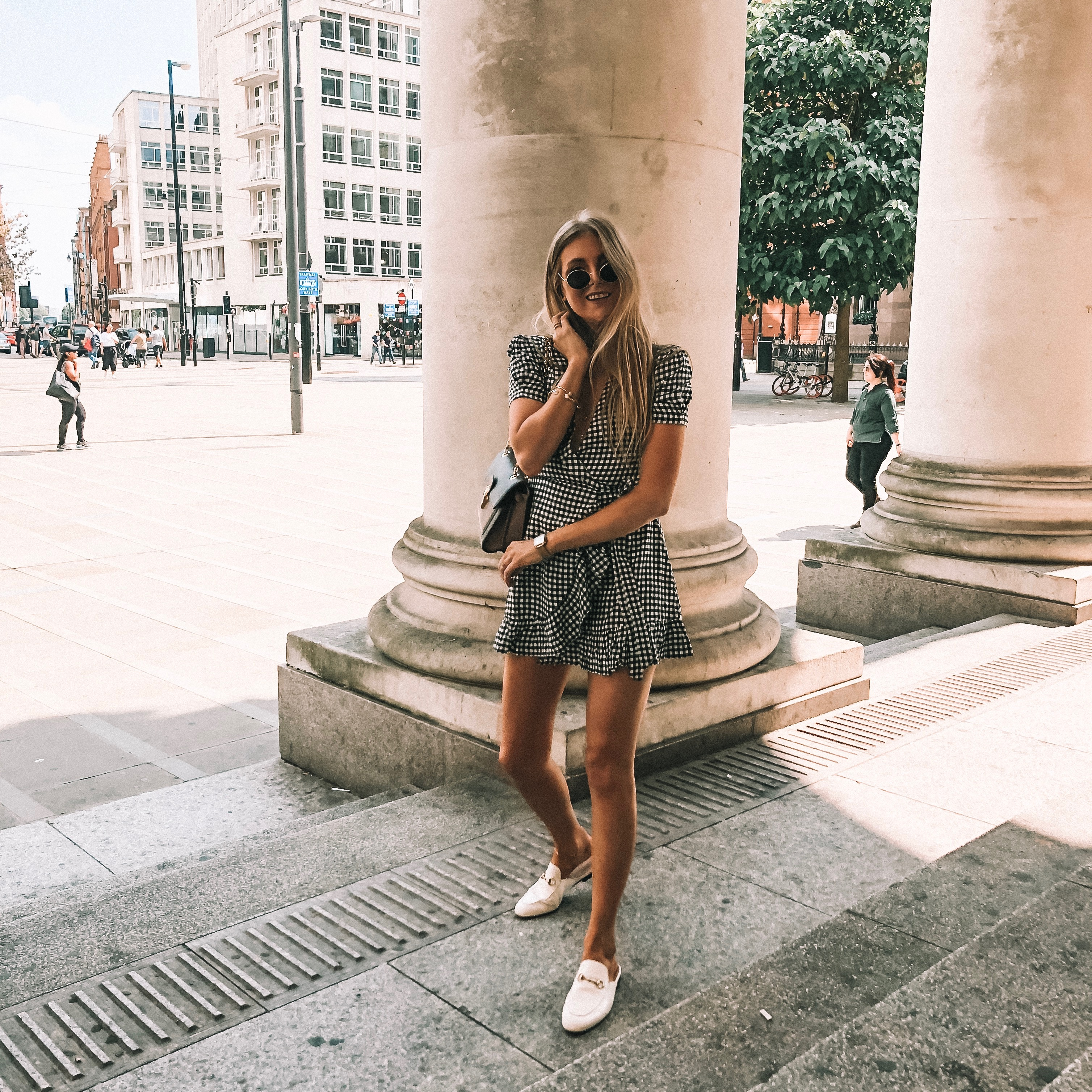 Revolve Summer Street Style - Fashion Blogger Sinead Crowe