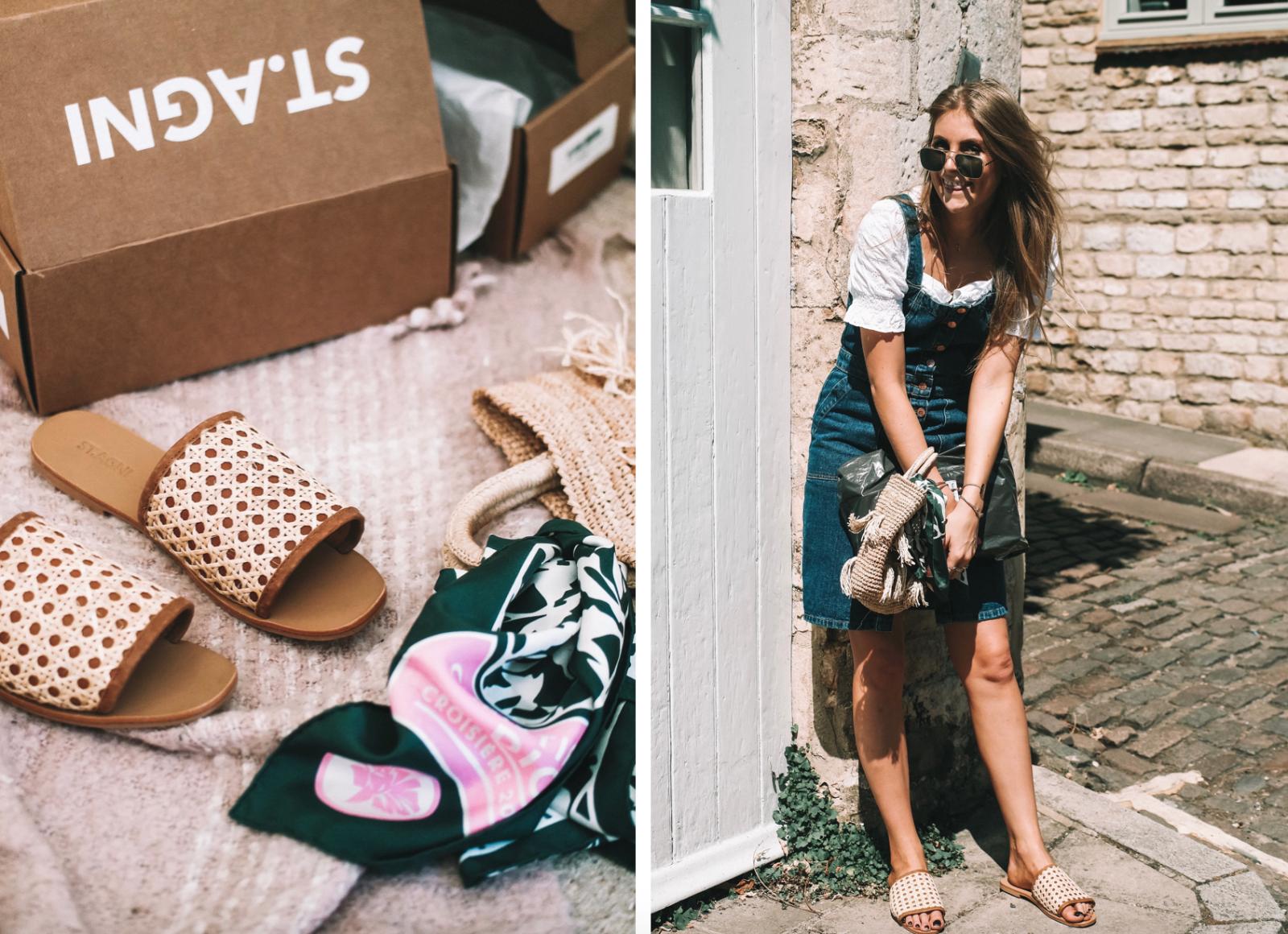 Favourite Summer Sandals - St Agni