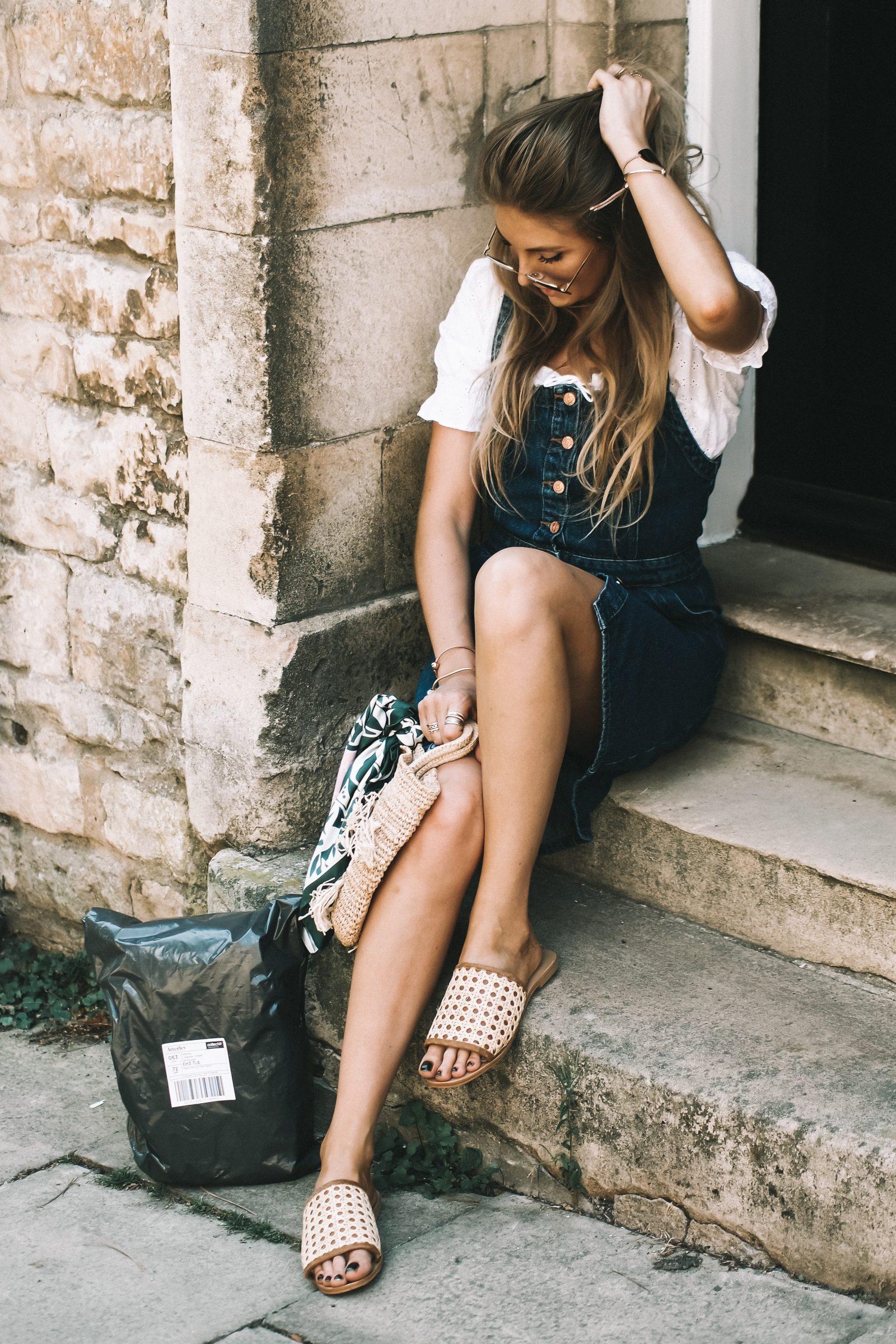 St Agni Tan Summer Sandals