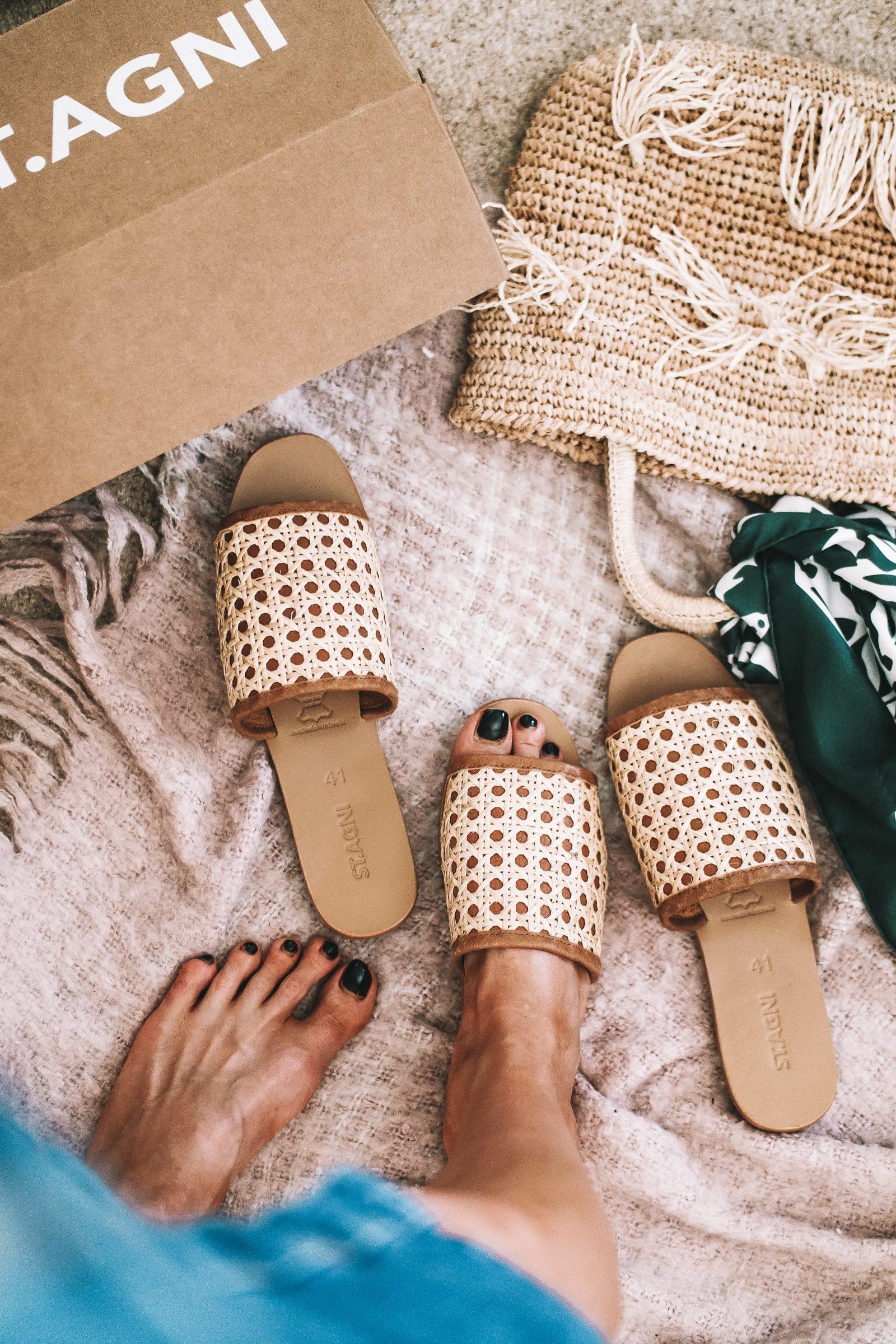 Summer Sandal St Agni