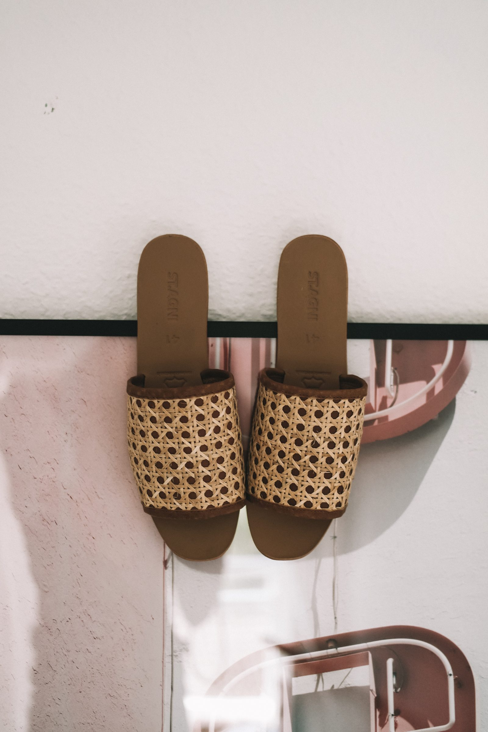 Summer Sandal St Agni Tan