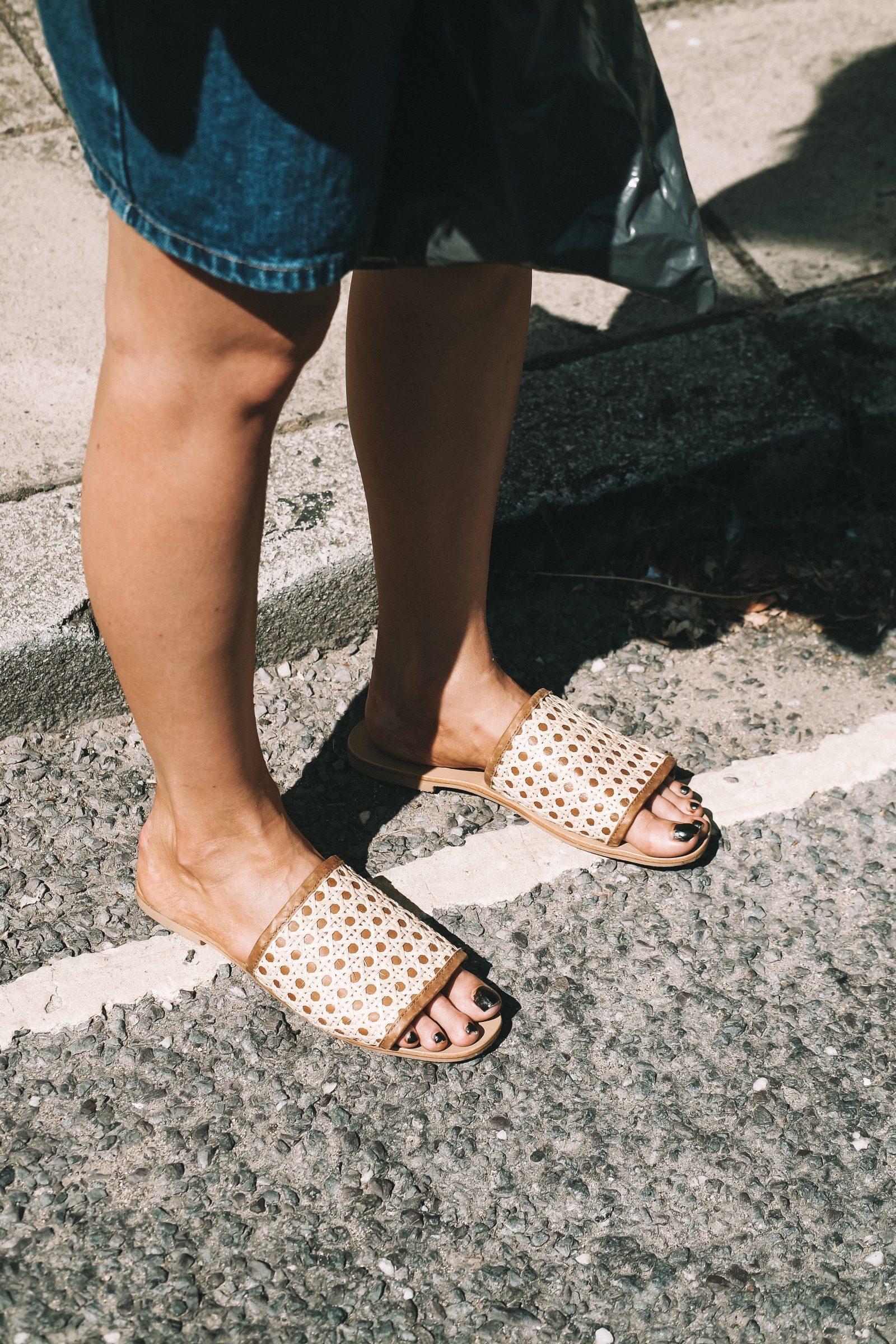 Tan Summer Sandal St Agni