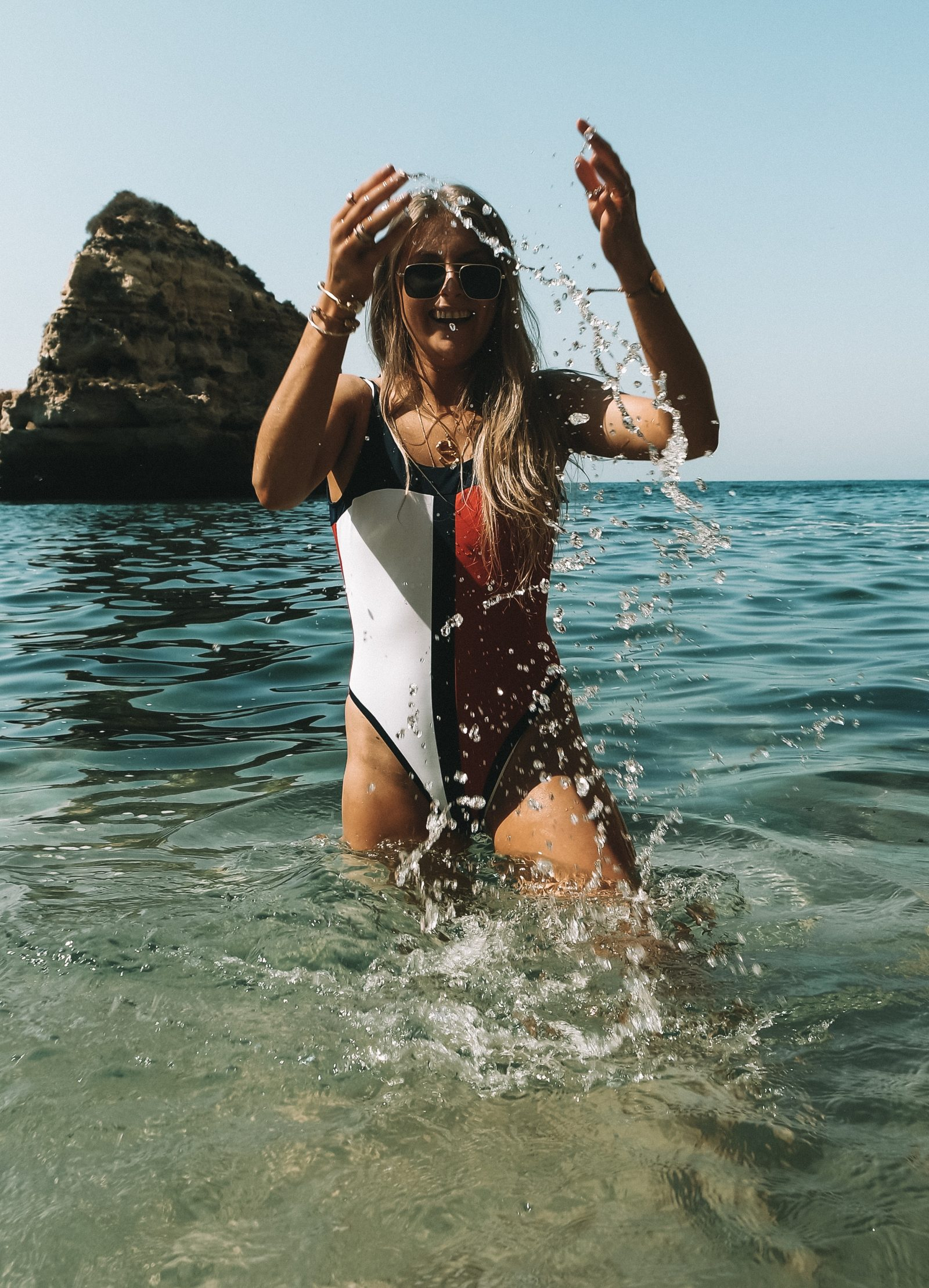 Tommy Hilfiger Swimsuit - Tommy Girls