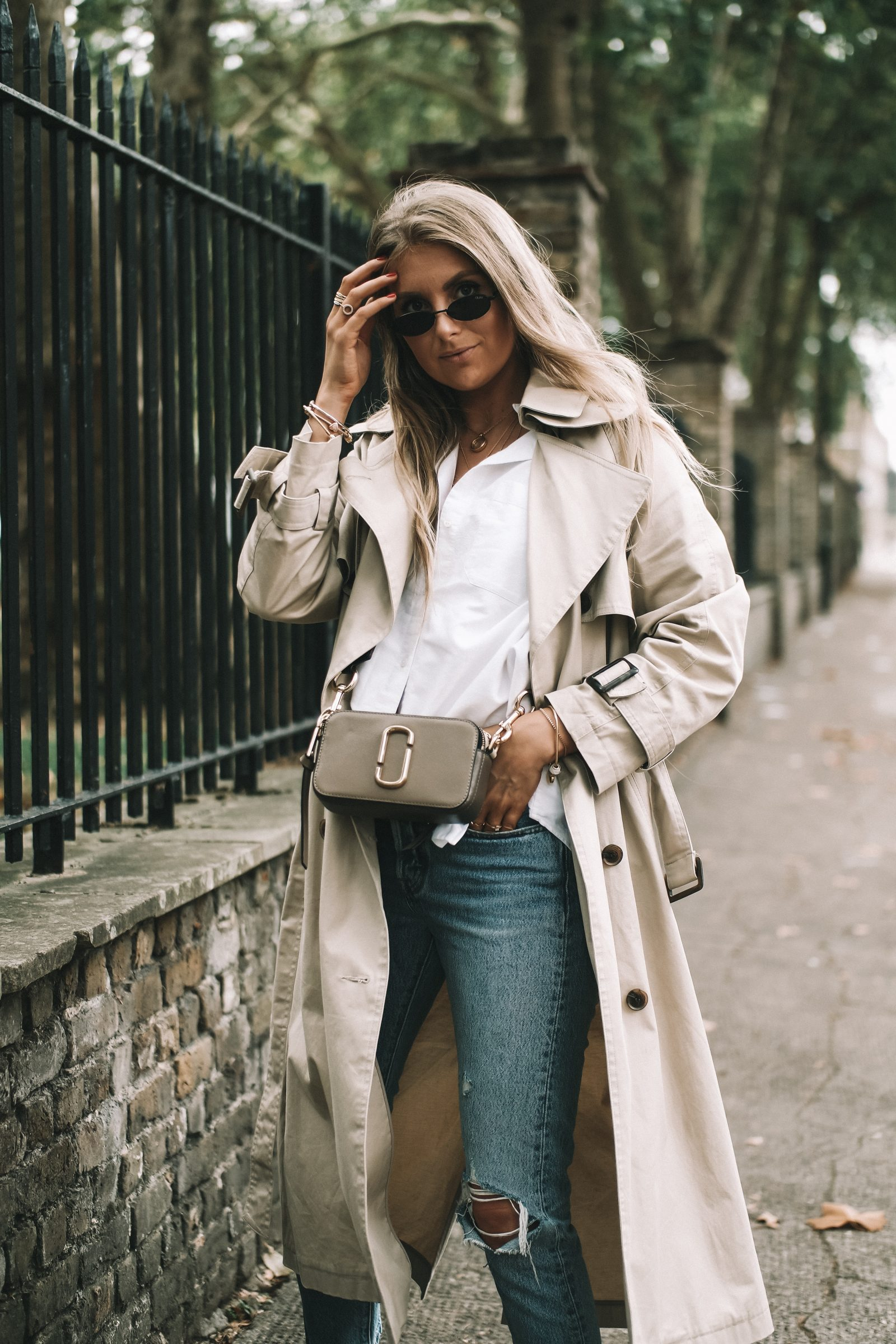 LFW Street Style - Autumn 2018