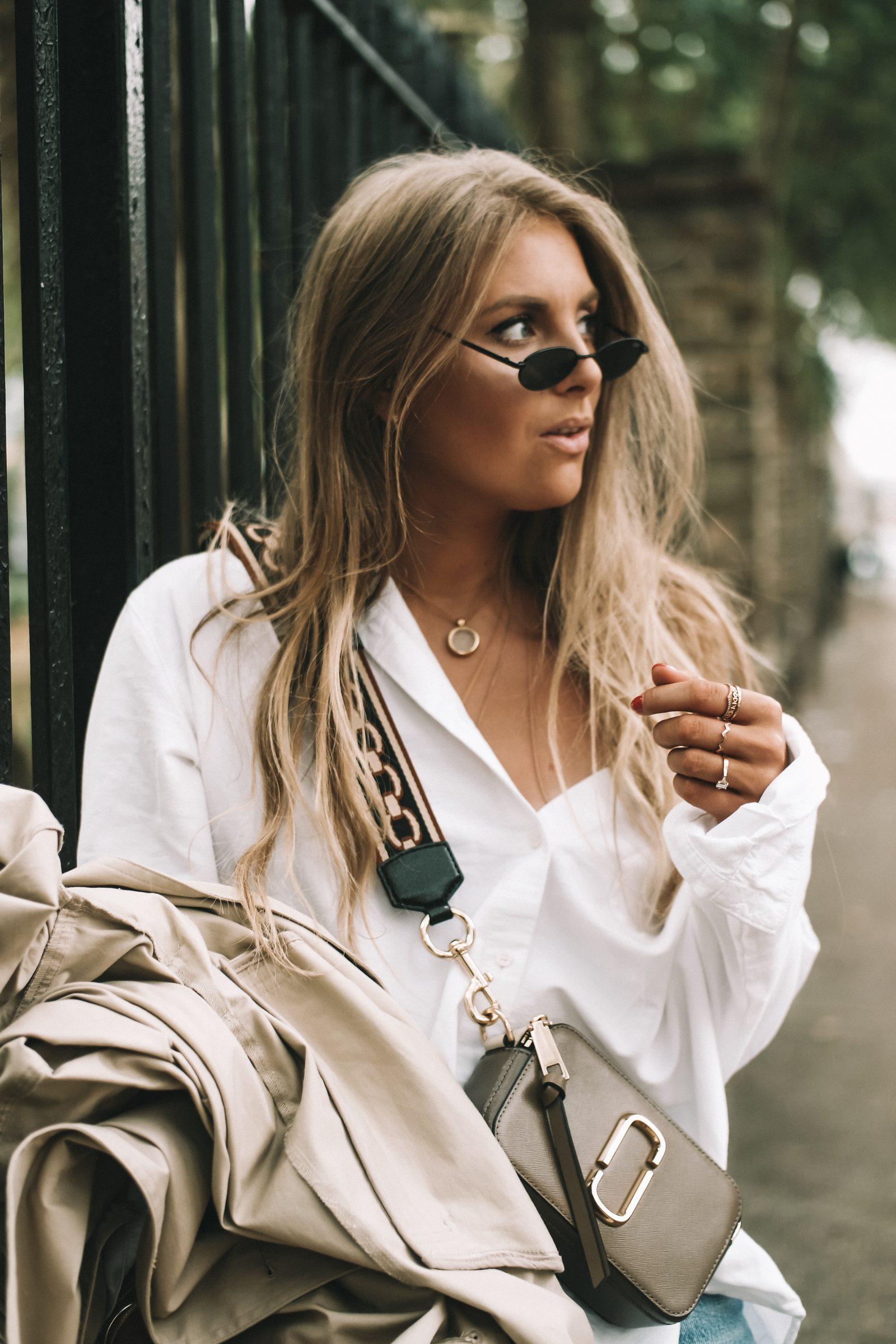 LFW Street Style - Marc Jacobs Bag
