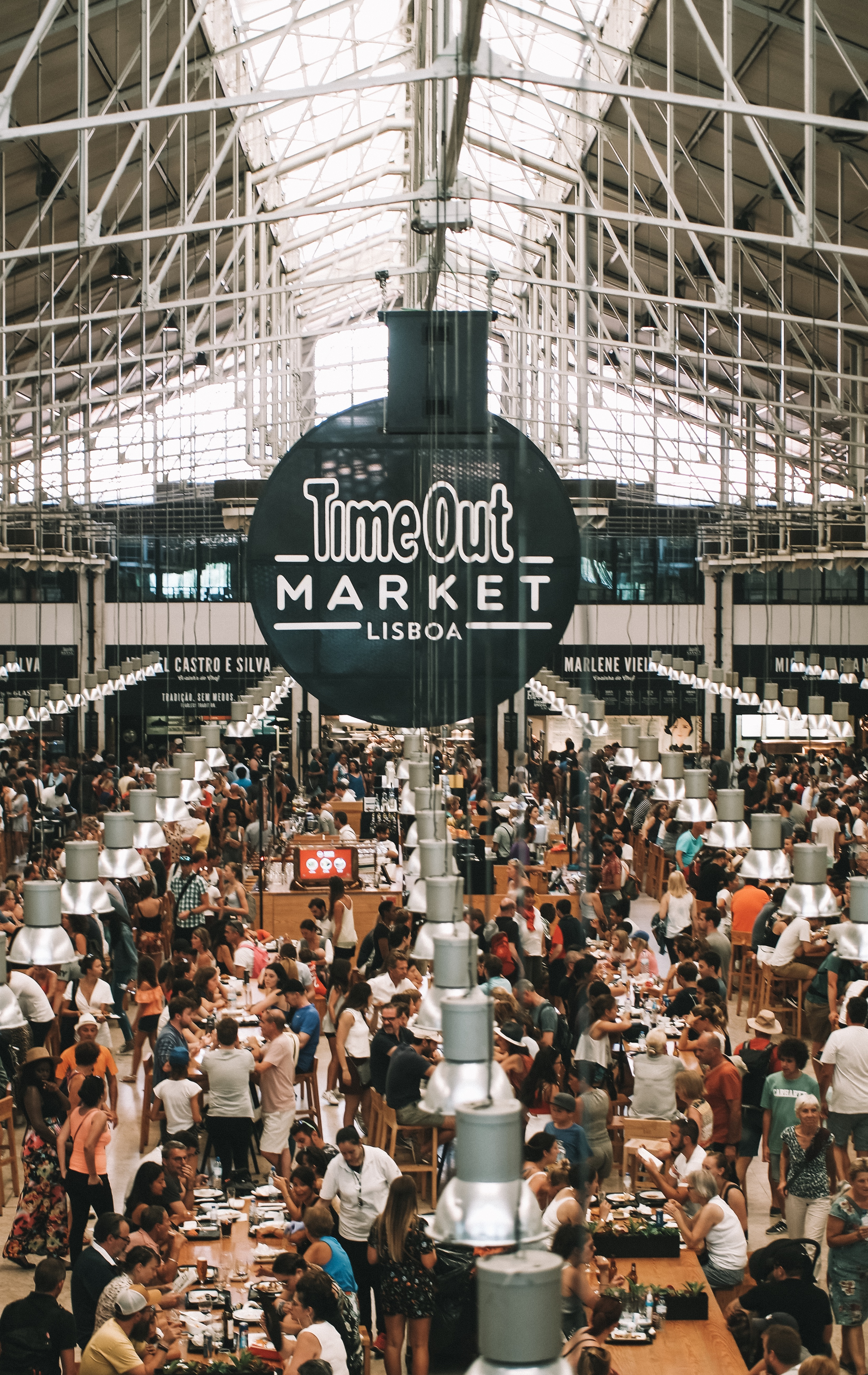 LISBON FOOD GUIDE - TIMEOUT MARKET