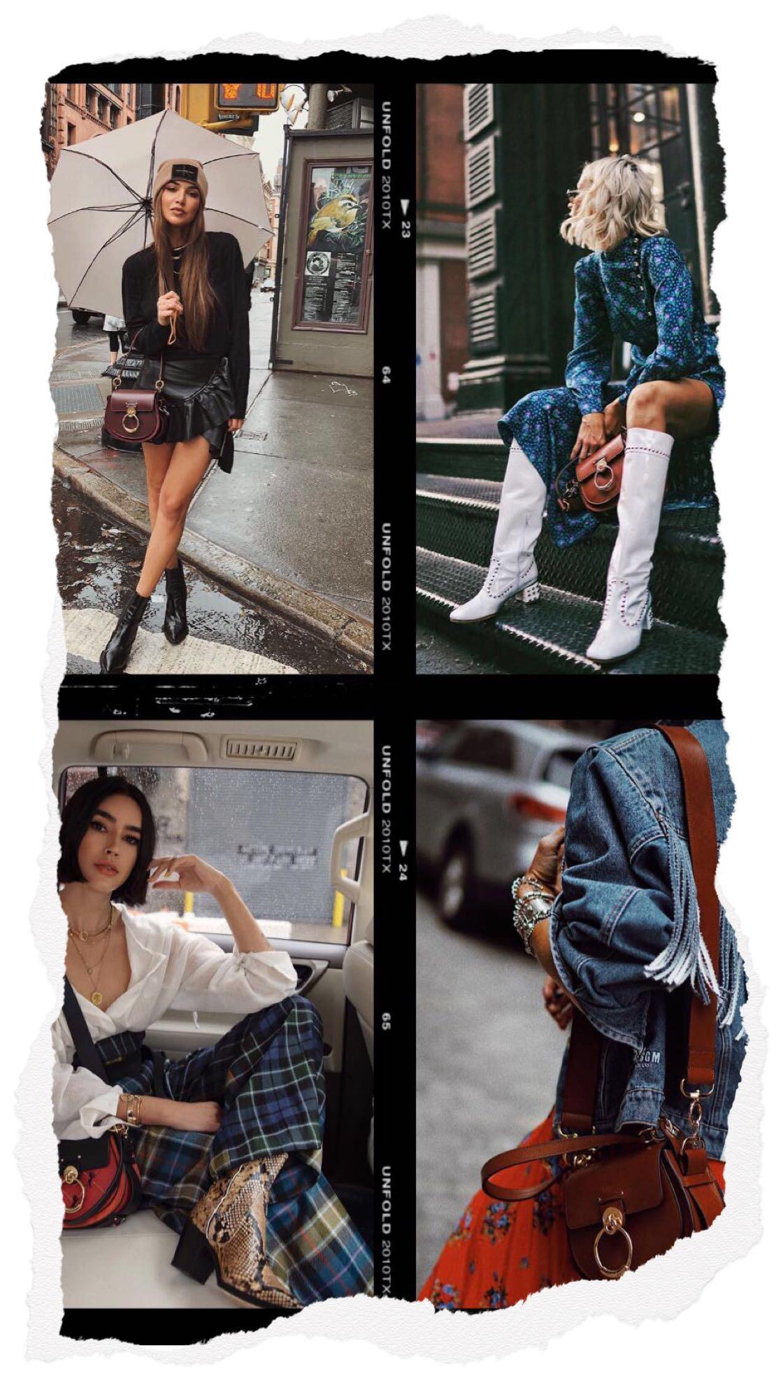 NFW Street Style - Chloe Tess Bag