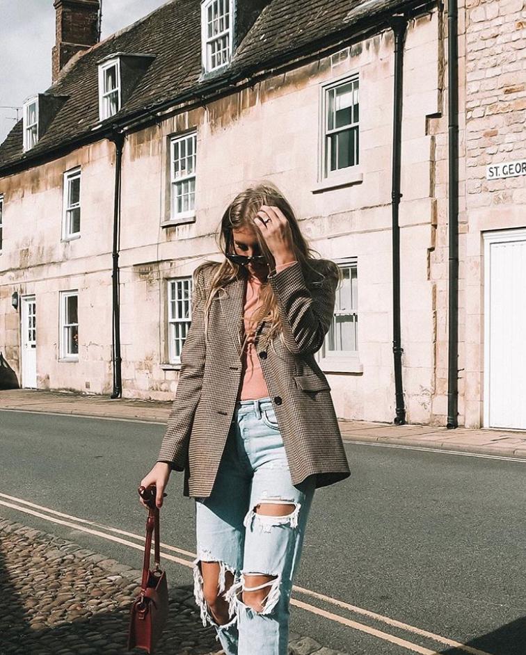 3 Ways To Wear The Oversized Blazer