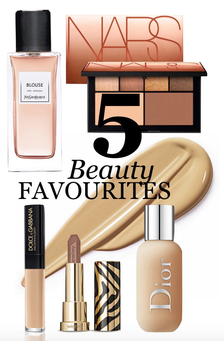 5 Beauty Favourites Right Now