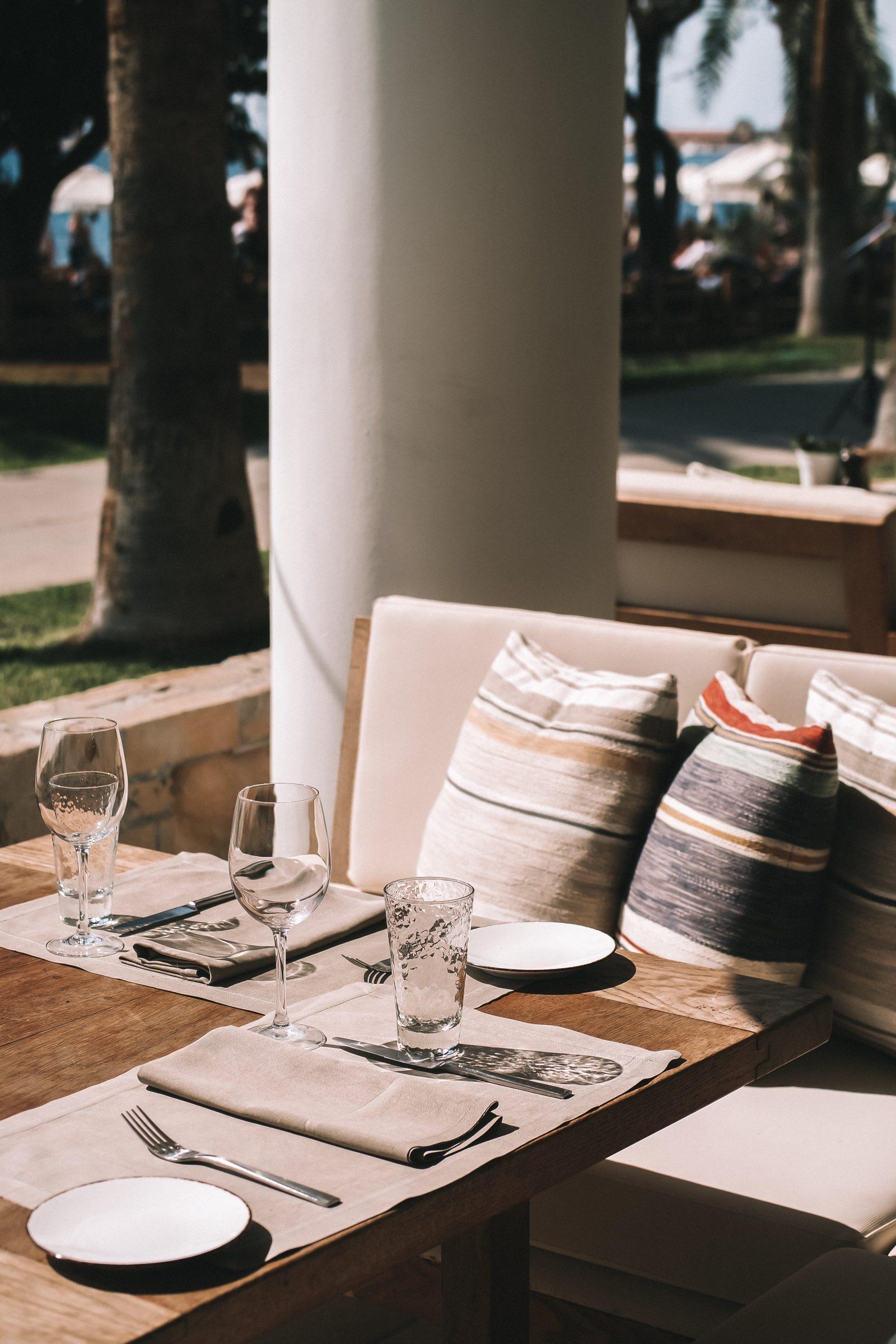 Annabelle Hotel Cyprus - Almyra Restaurant Seating