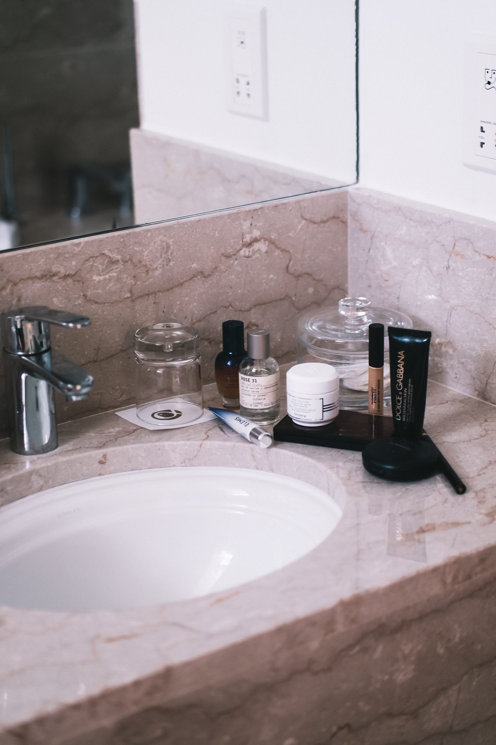 Annabelle Hotel Cyprus - Marble Bathroom