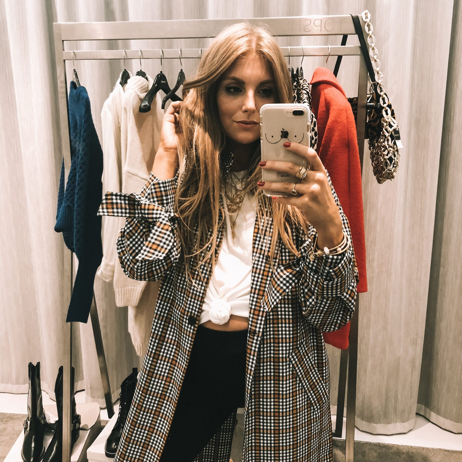 Come Shopping With Me In Topshop Personal Shopping