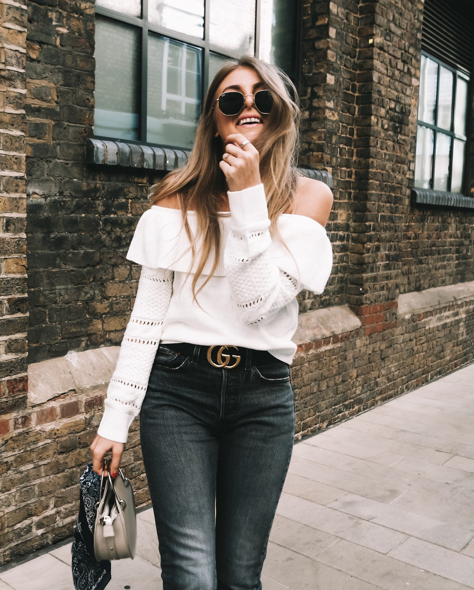Moving To London - Lulus Outfit - Autumn Outfit - Sinead Crowe