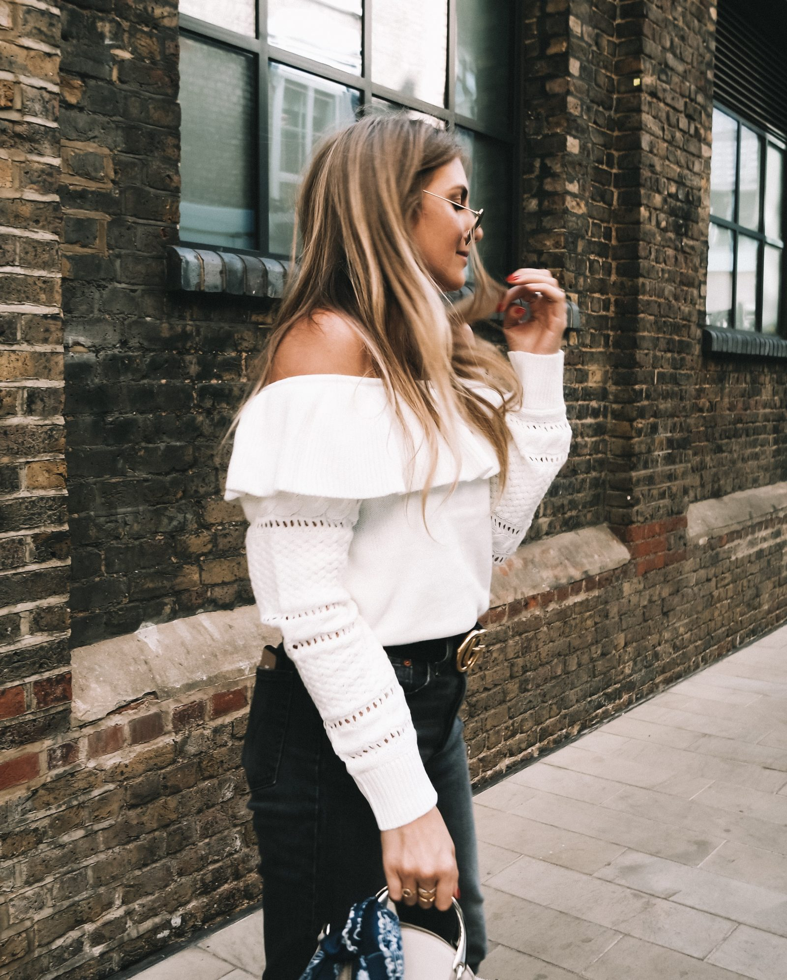Moving To London - Lulus Outfit - Autumn Style - Sinead Crowe