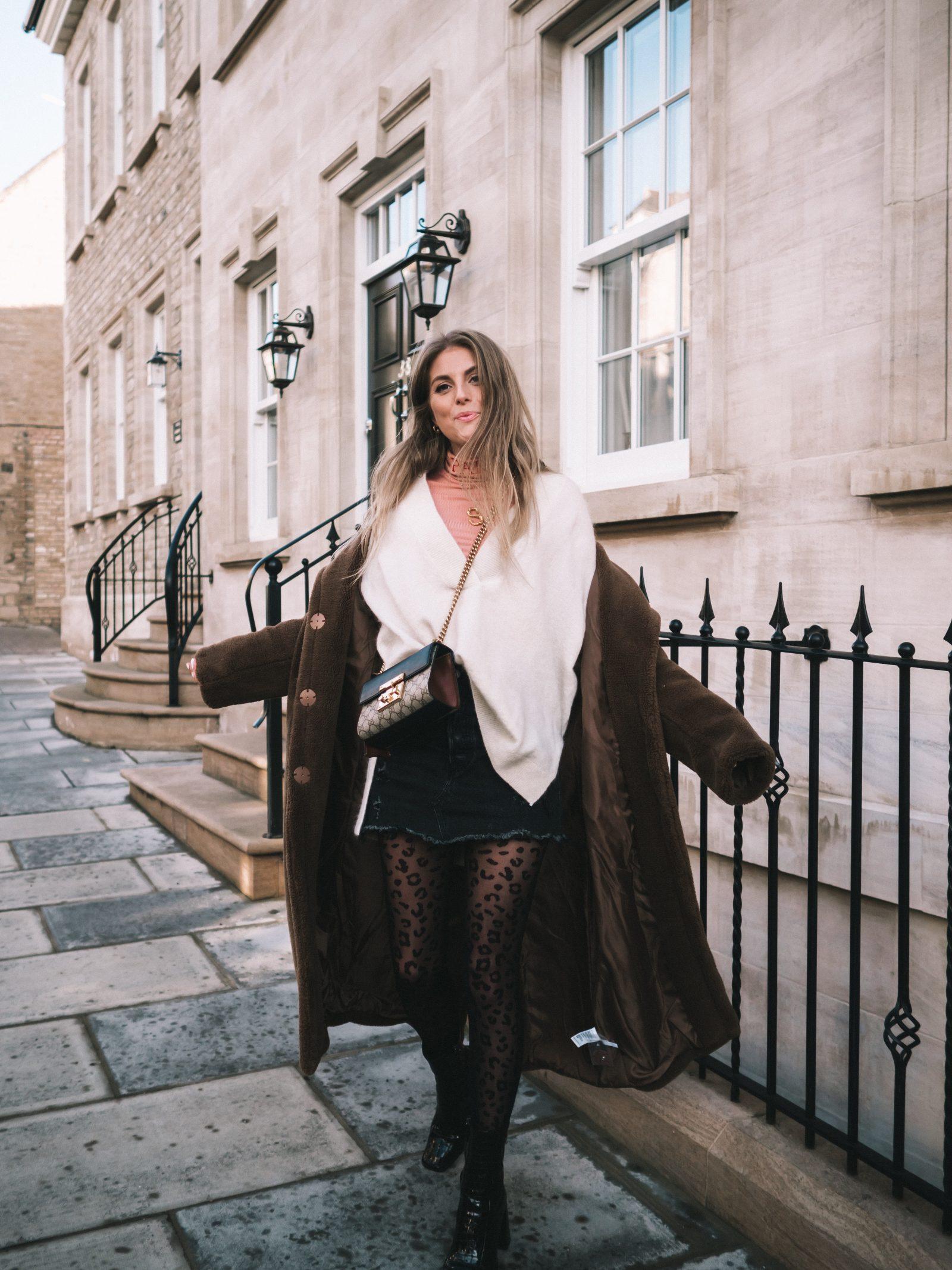 Warmest-Coat-Amazon-Fur-Coat - Sinead Crowe Street Style