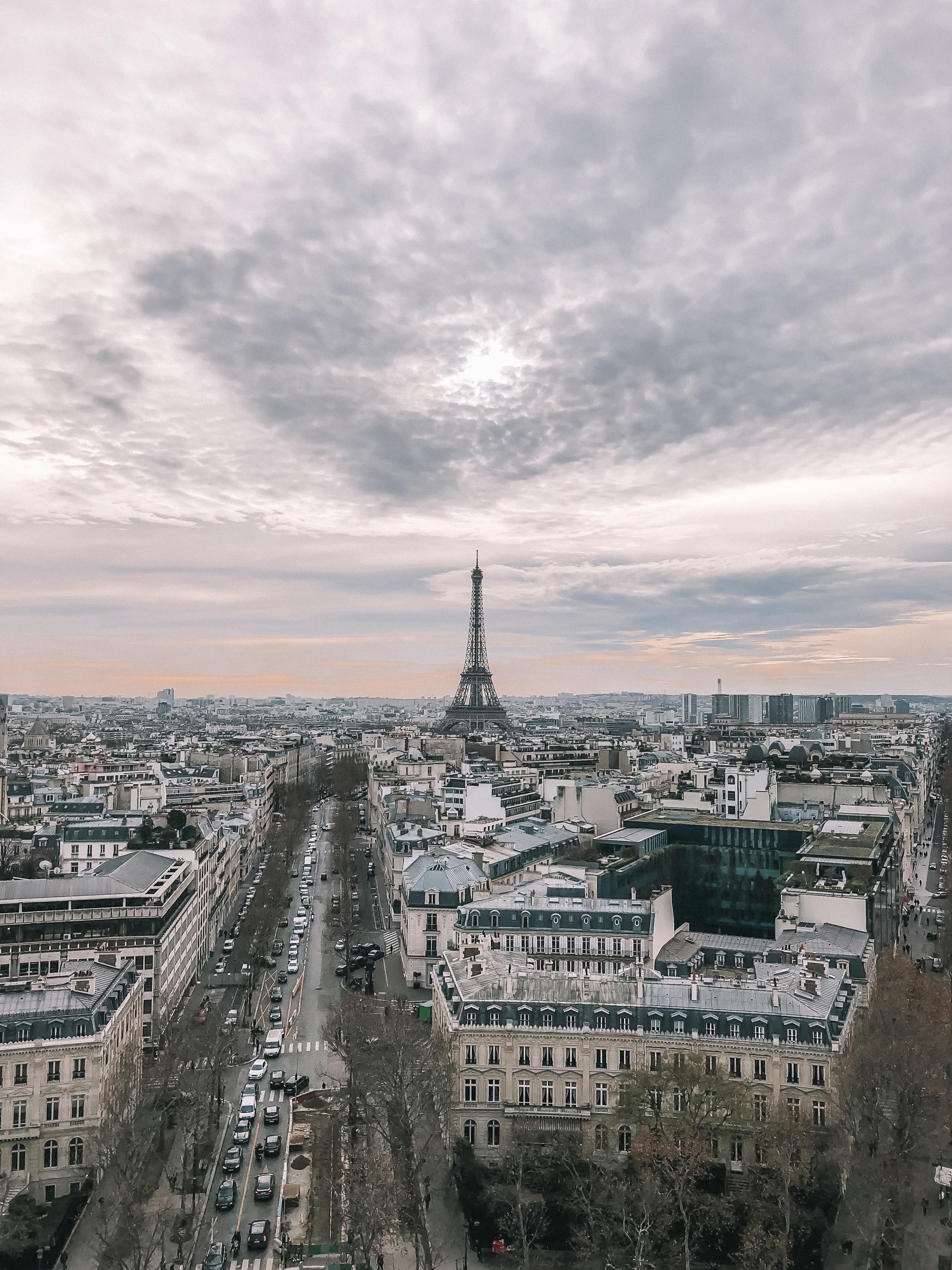 Paris City Guide - Arc De Triumph