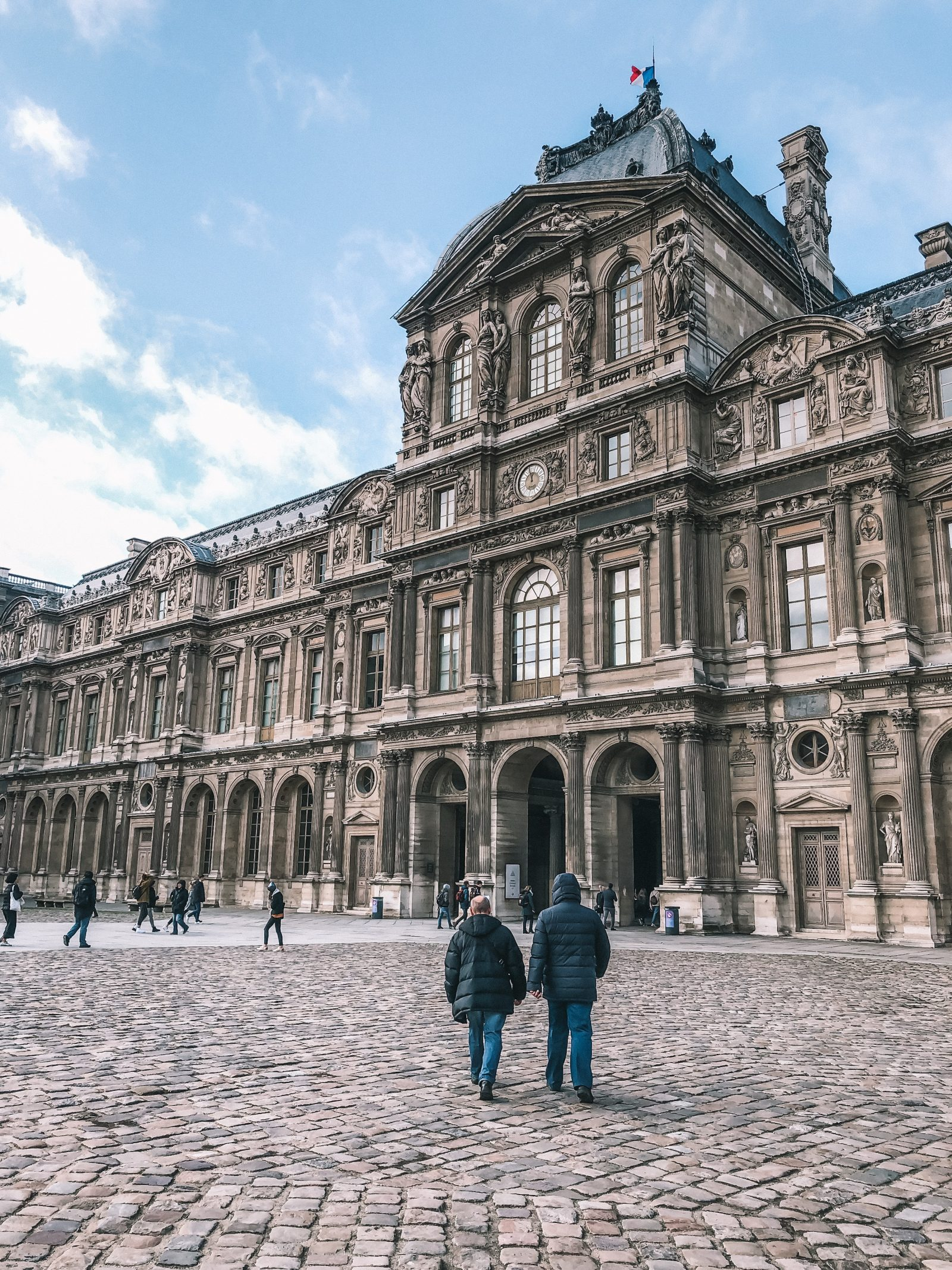 Paris City Guide - Le Louvre