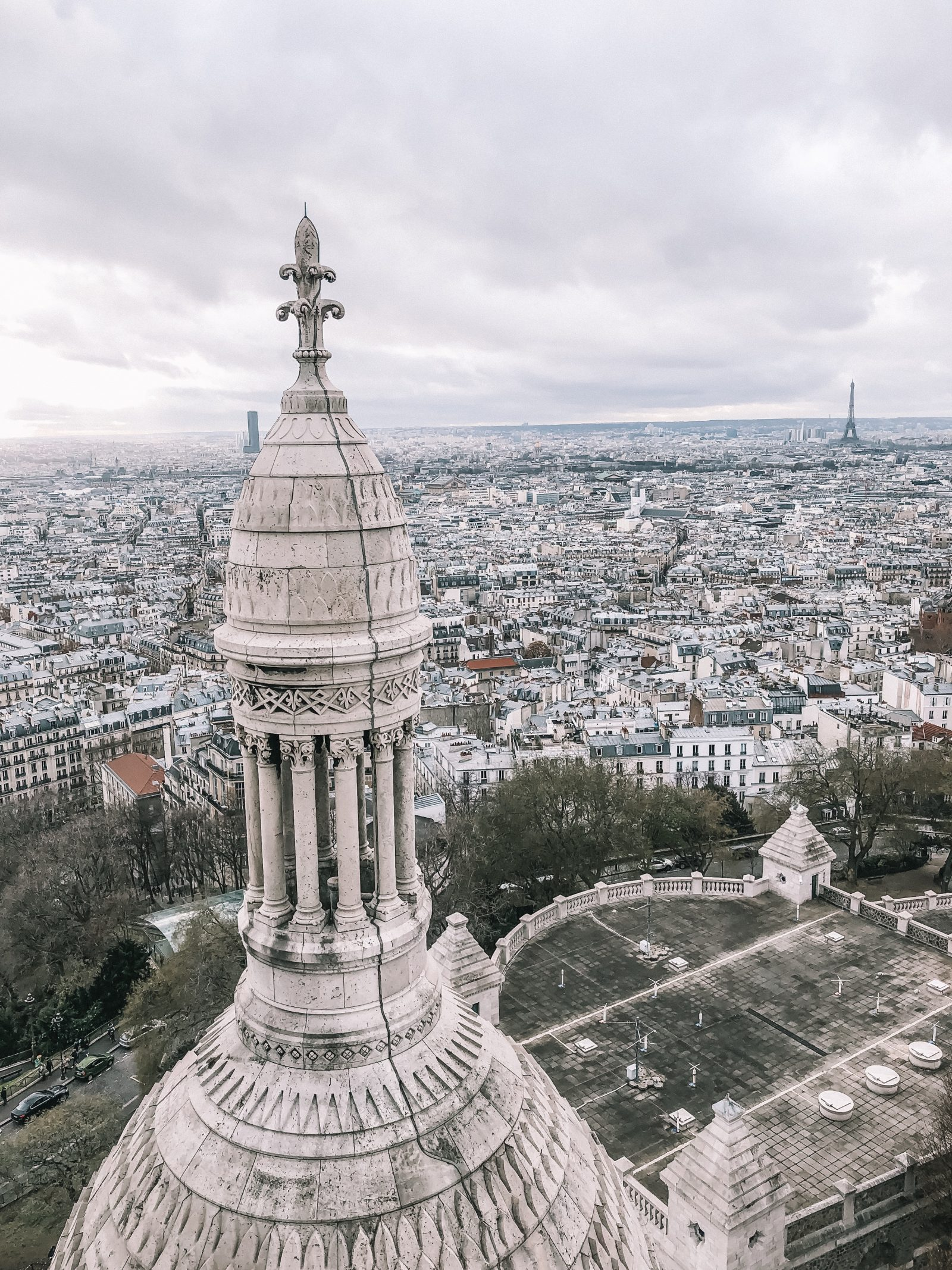 Paris City Guide - Sacre Coeur