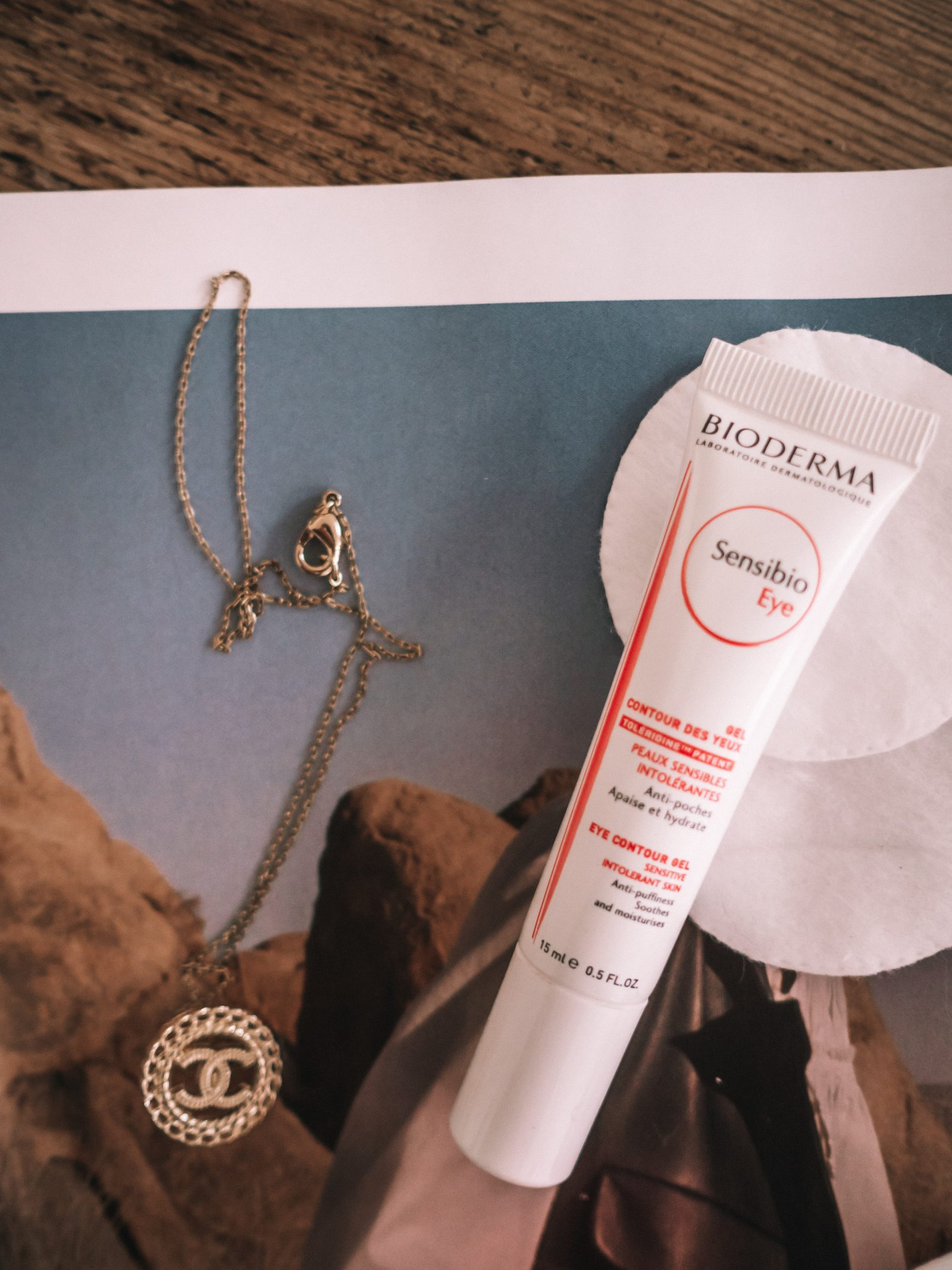 Bioderma Eye Contour Gel