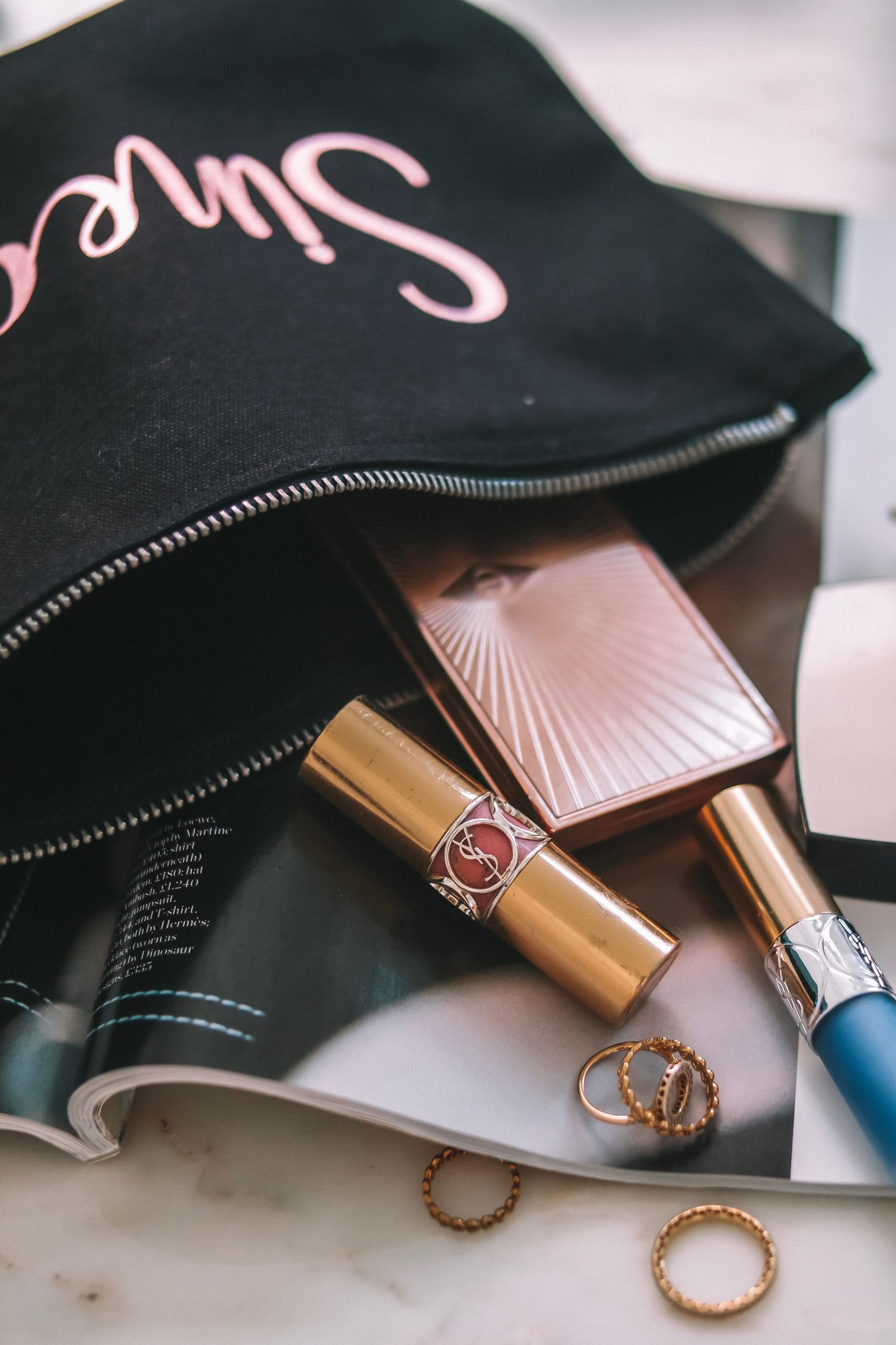 Amazon Handmade - Thoughtful Valentines Gift - Make Up Bag