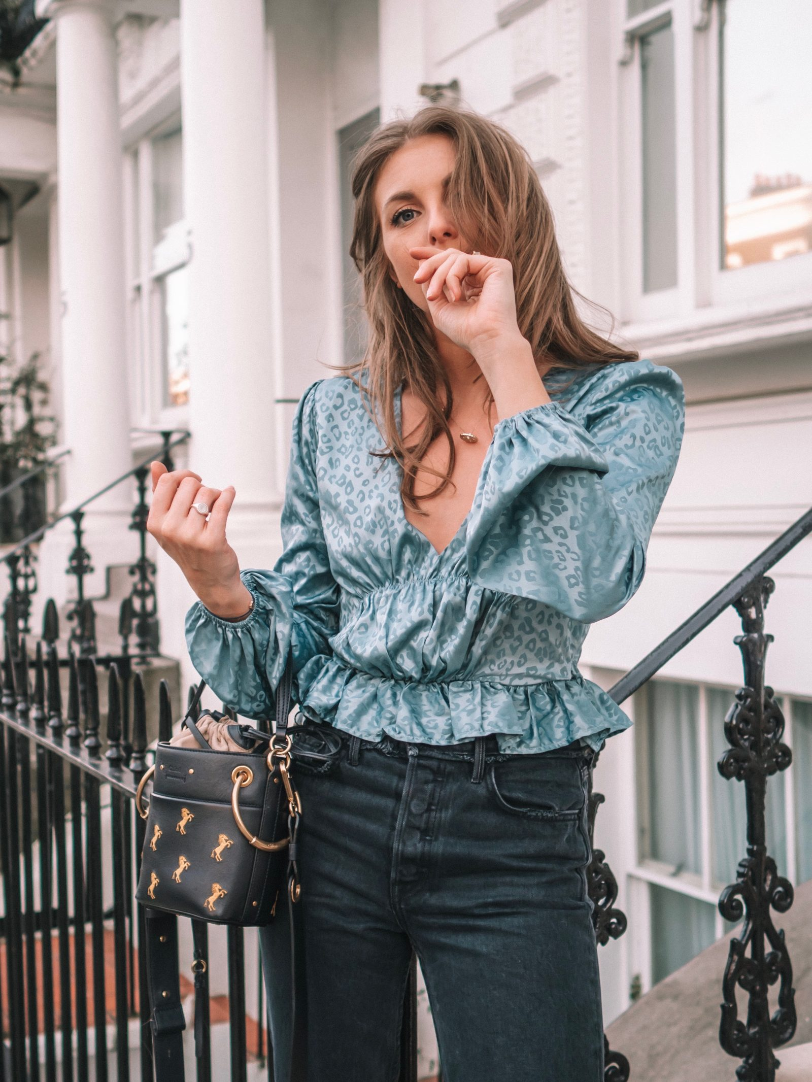 Jeans and a Nice Top | House Of Harlow