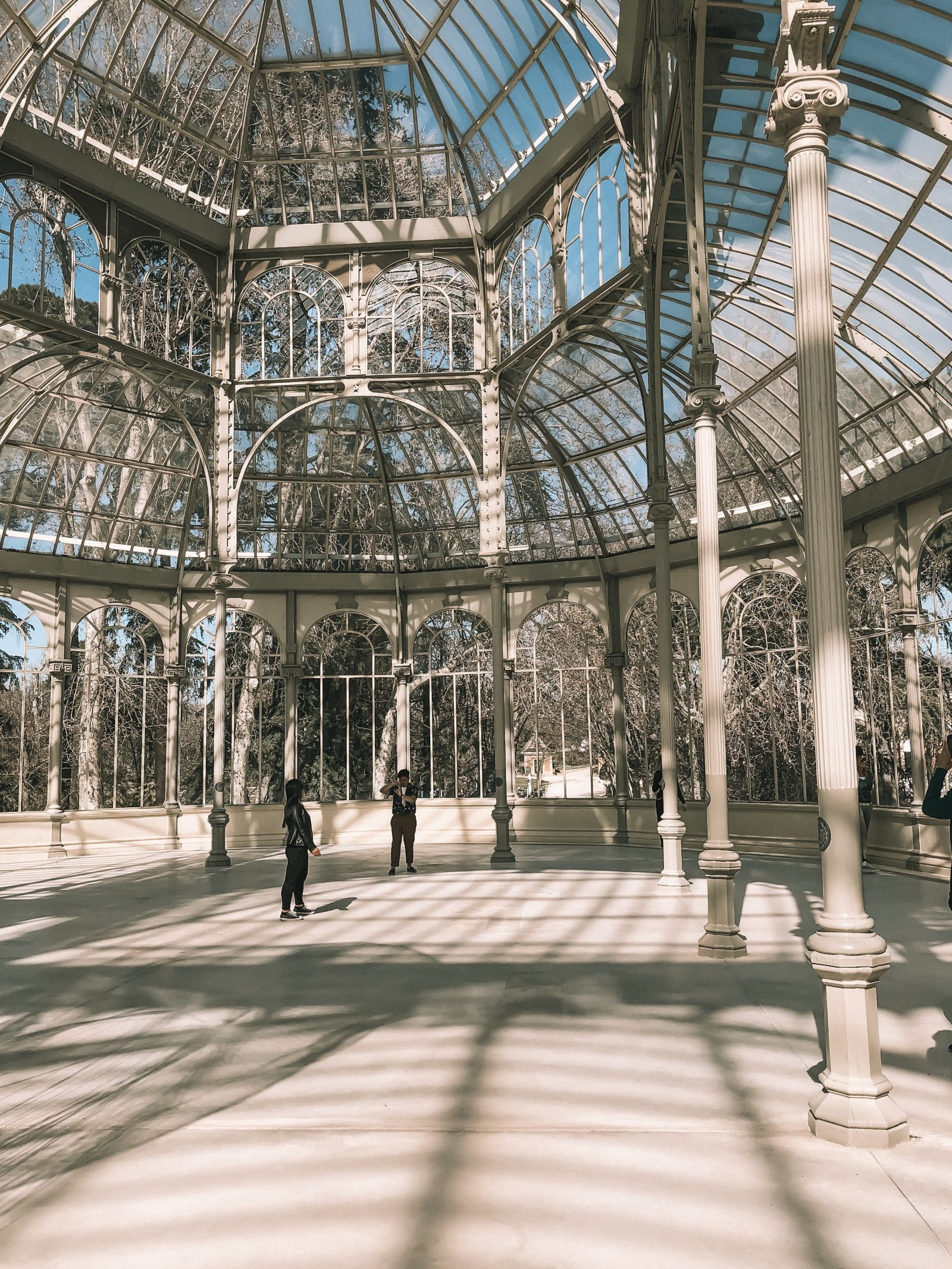 Madrid Travel Anxiety - Madrid Crystal Palace