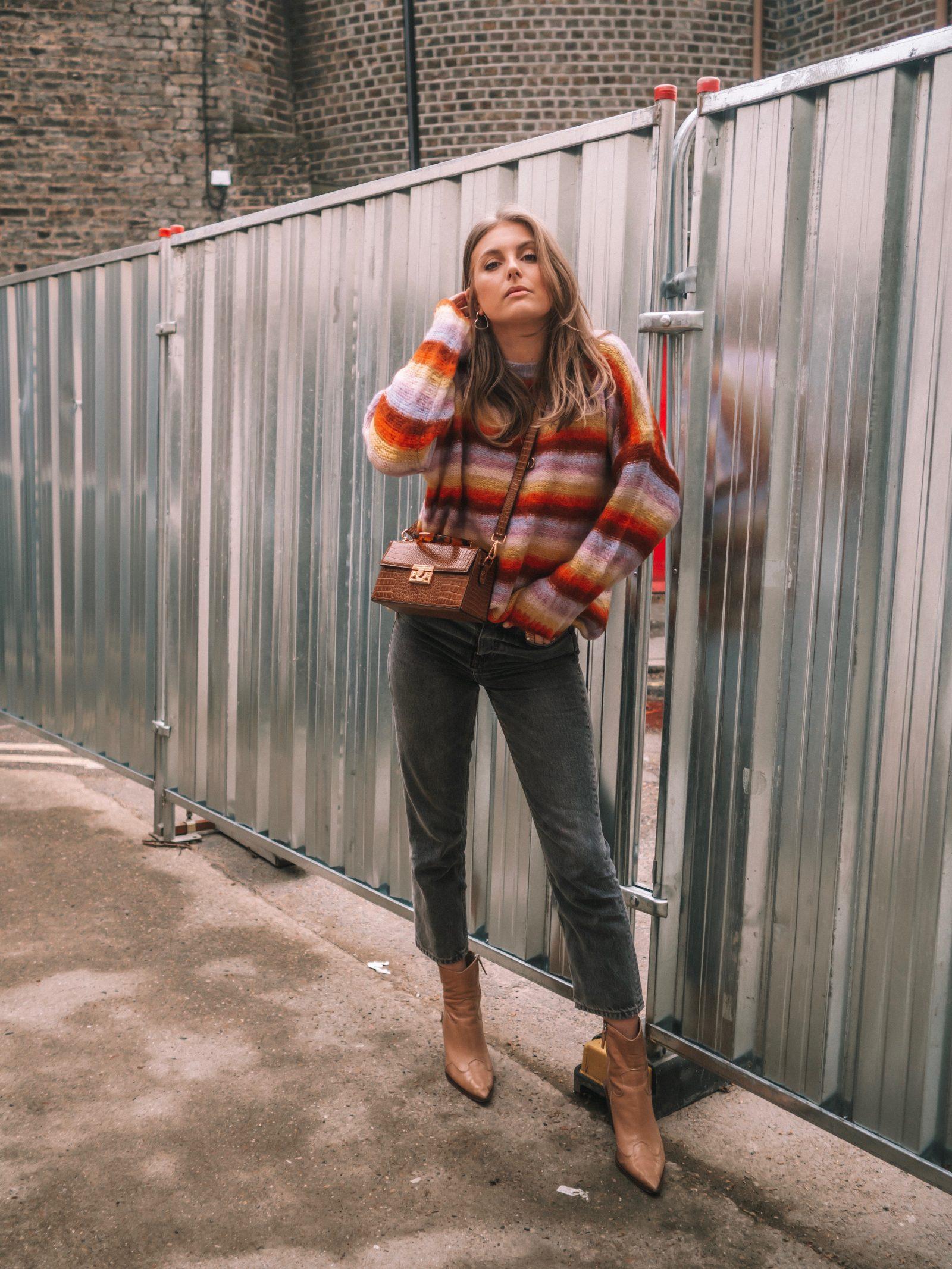 Topshop Sale Roundup - Topshop Rainbow Knit