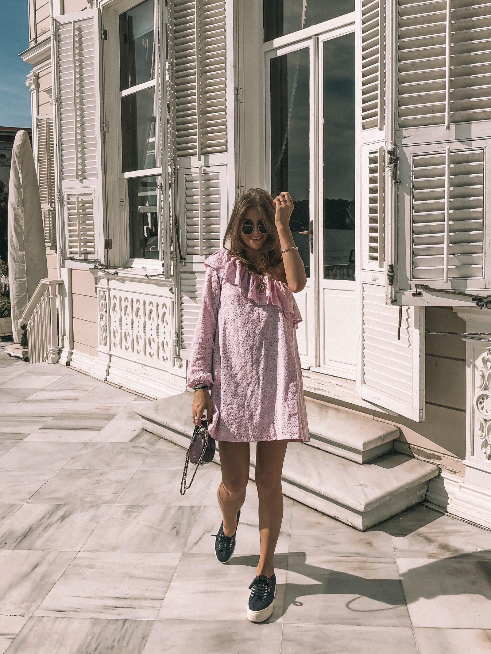 Vero Moda Istanbul - Outfit Diaries - Vero Moda Debenhams