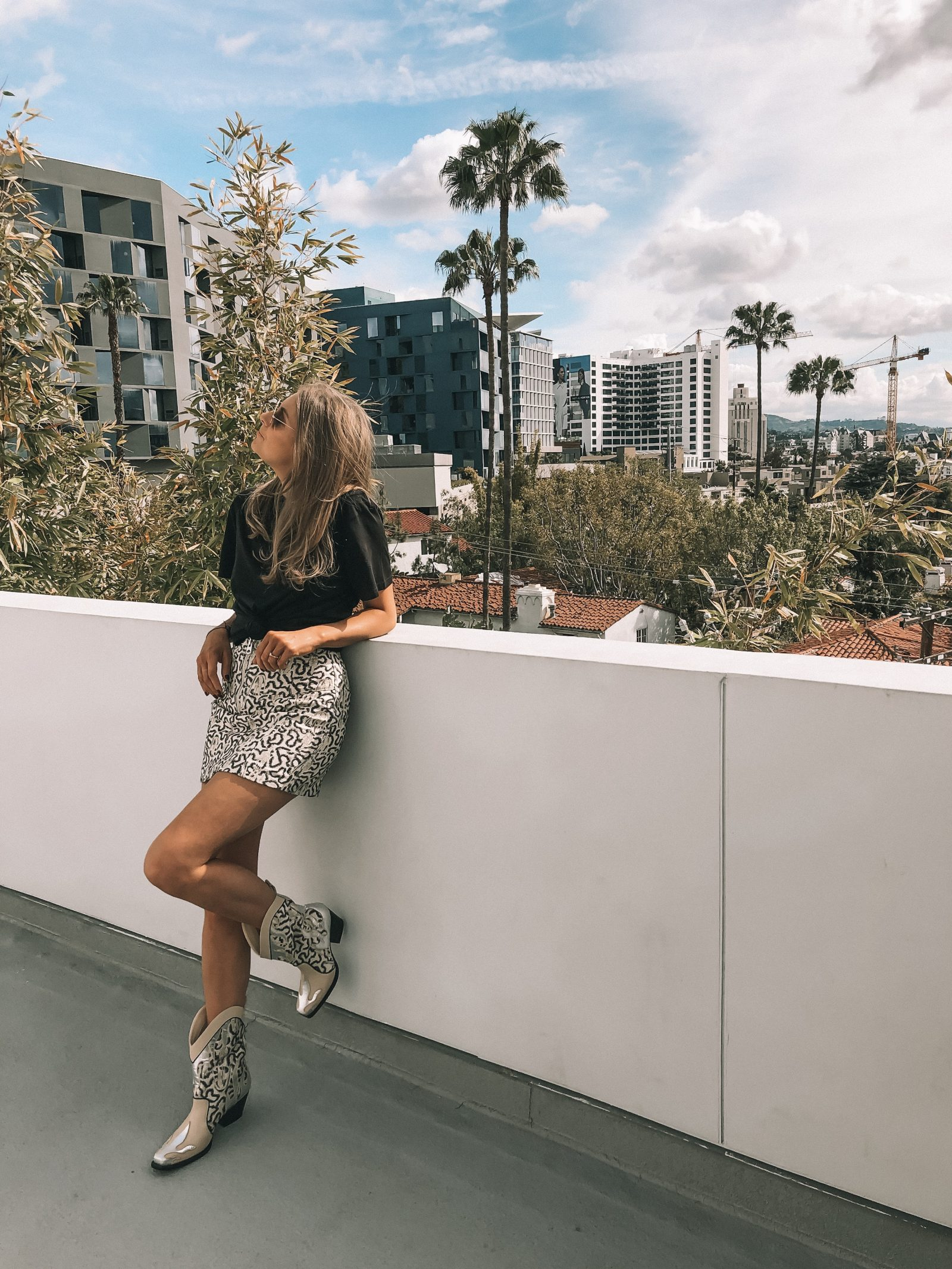 H&M Conscious Exclusive Collection - Spring Outfit Inspiration Los Angeles